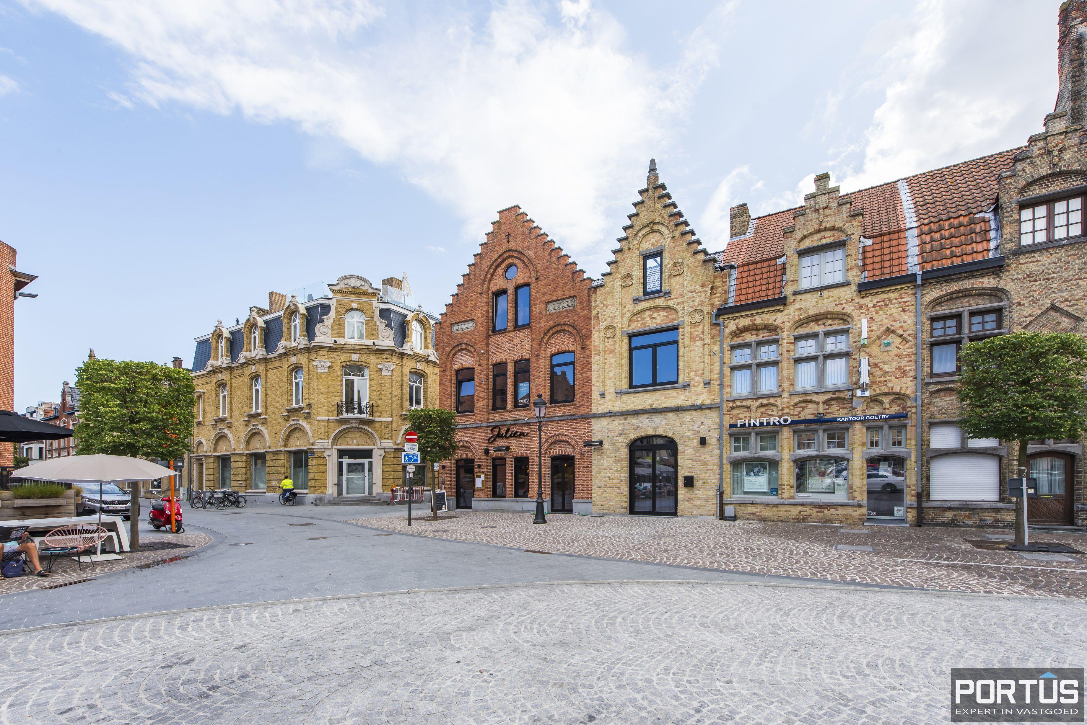 Appartement 3 slaapkamers te koop Marktplein Nieuwpoort - 9929
