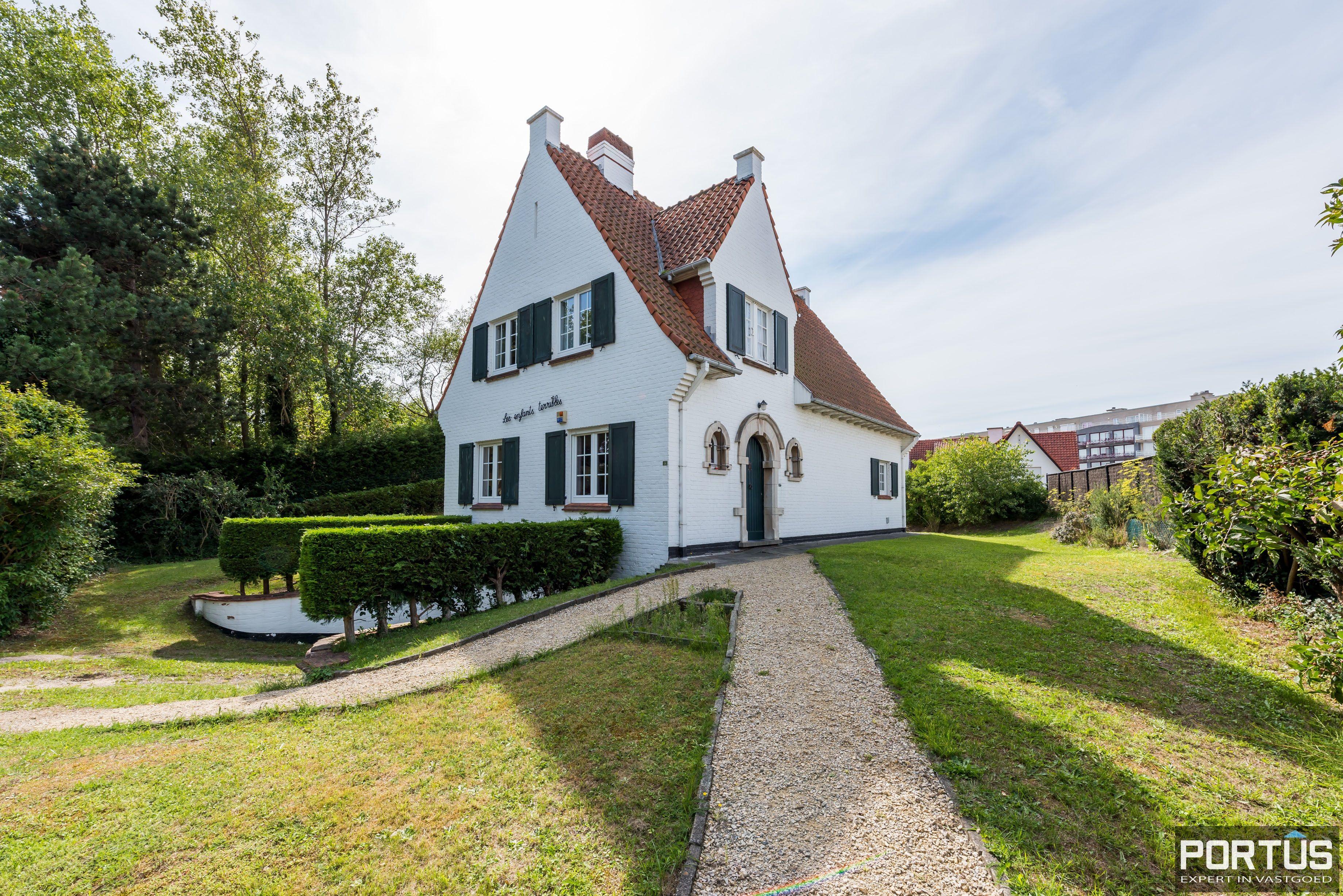 Villa te koop Nieuwpoort