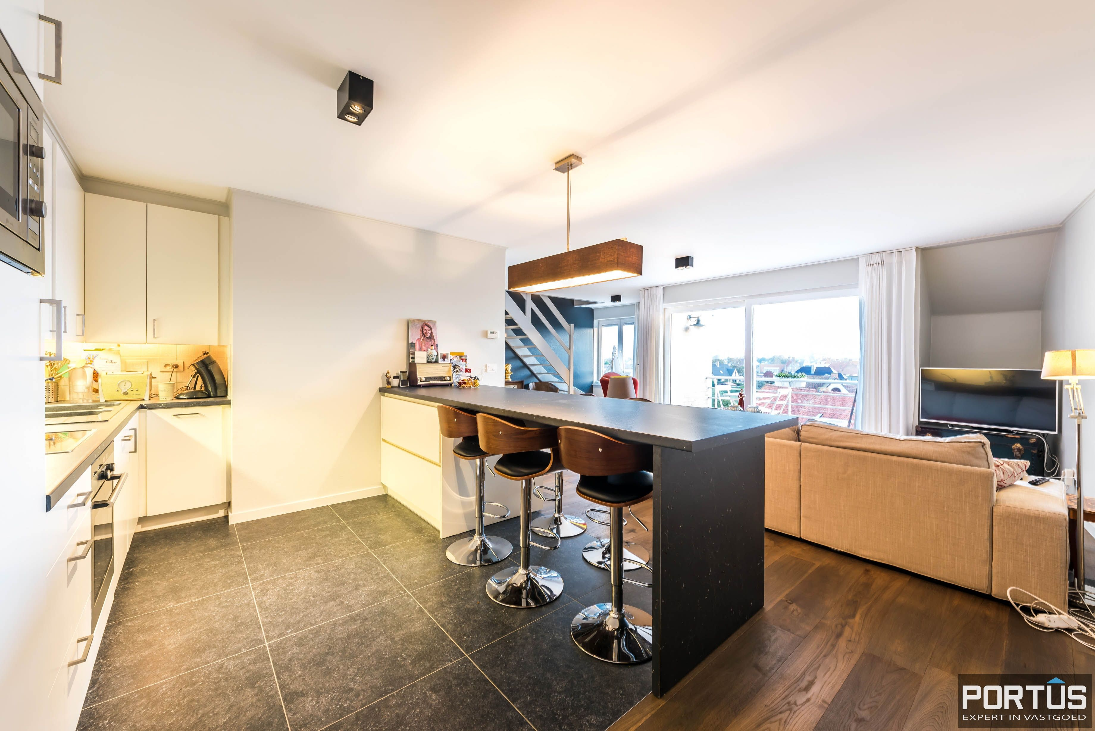 Centraal gelegen duplex-appartement  - 6577