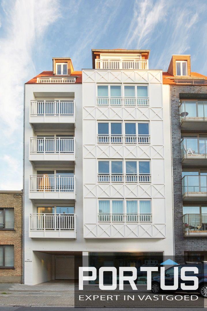 Zongericht appartement te koop Nieuwpoort - 7188