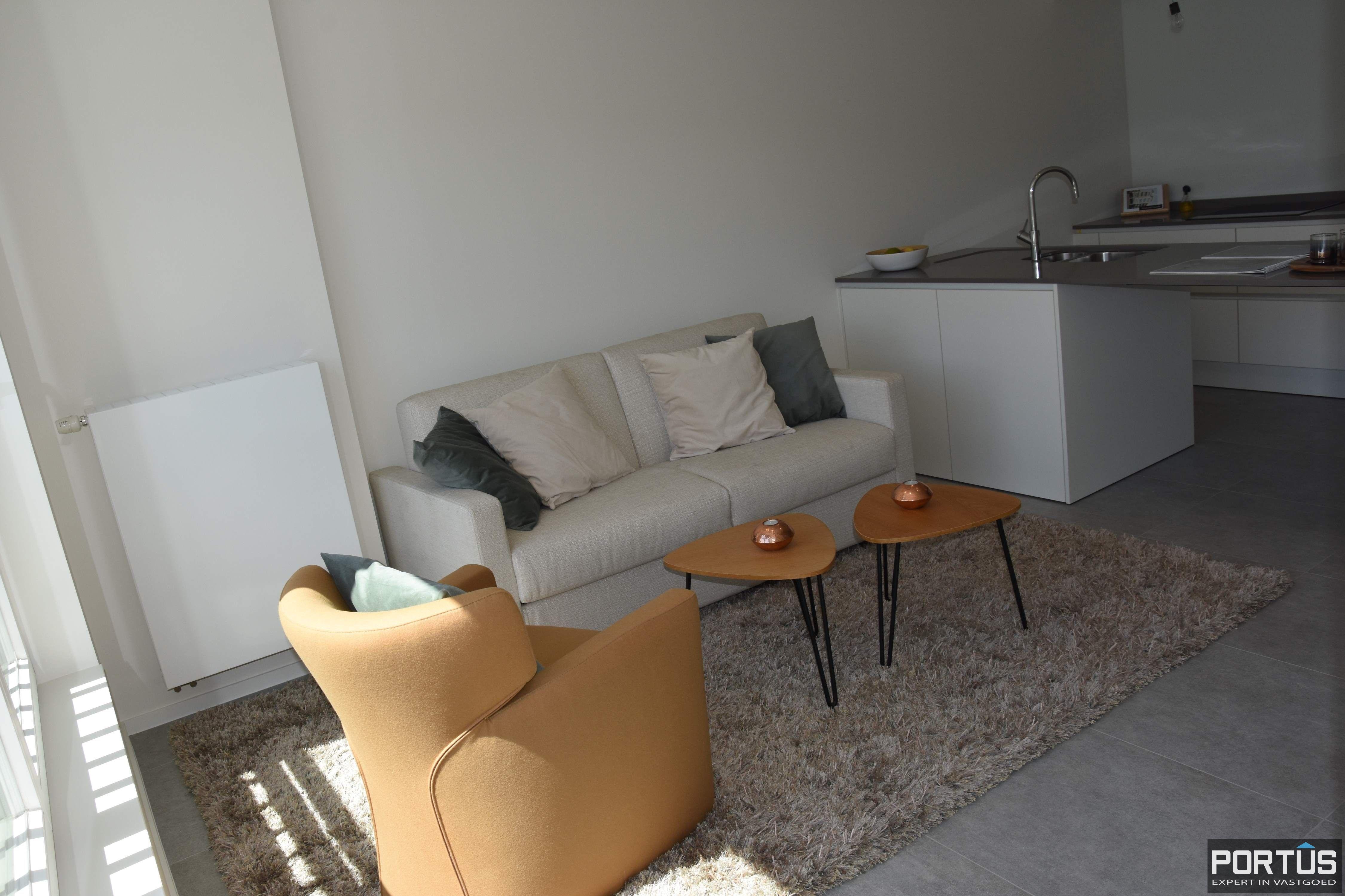 Zongericht appartement te koop Nieuwpoort