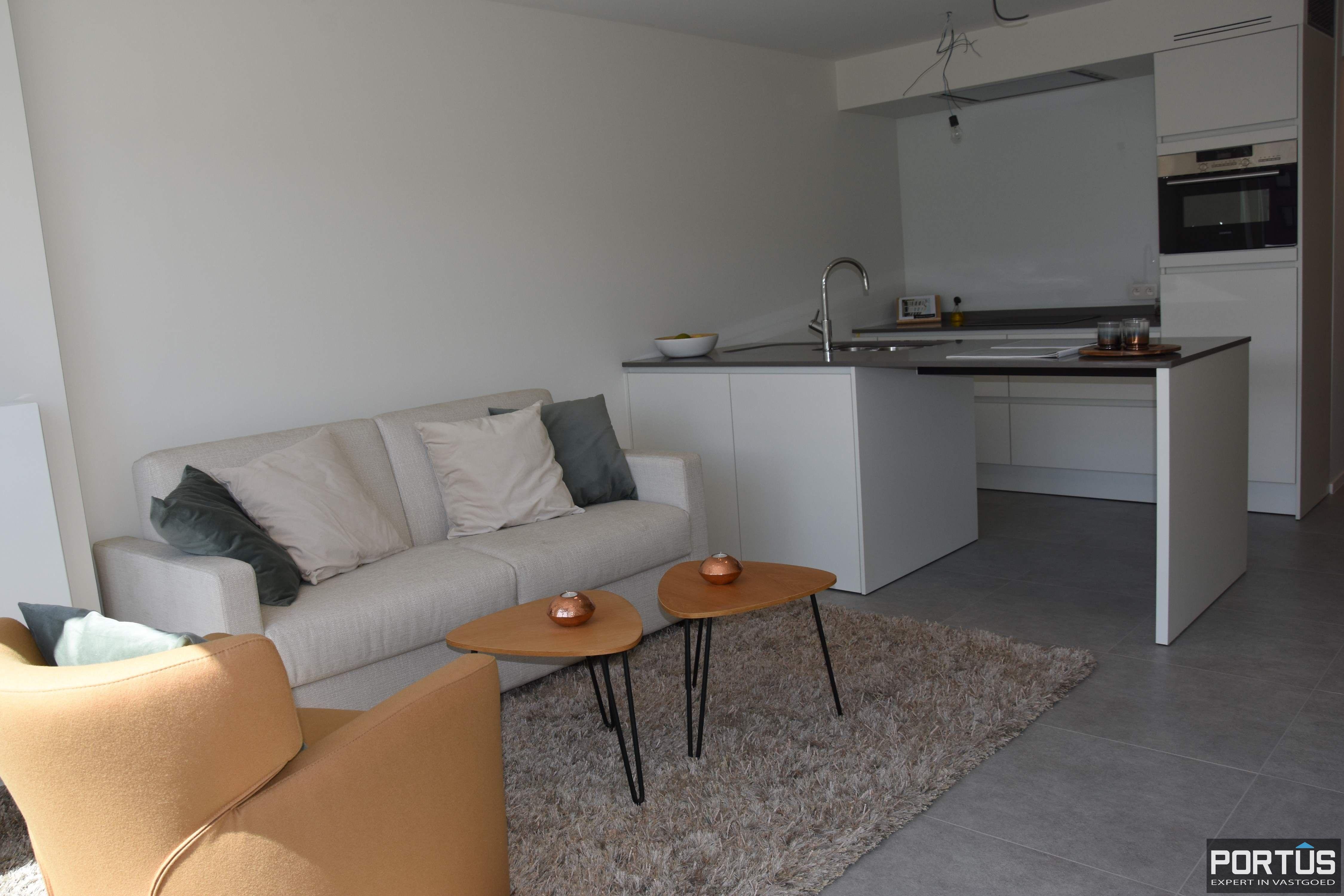Zongericht appartement te koop Nieuwpoort - 8445