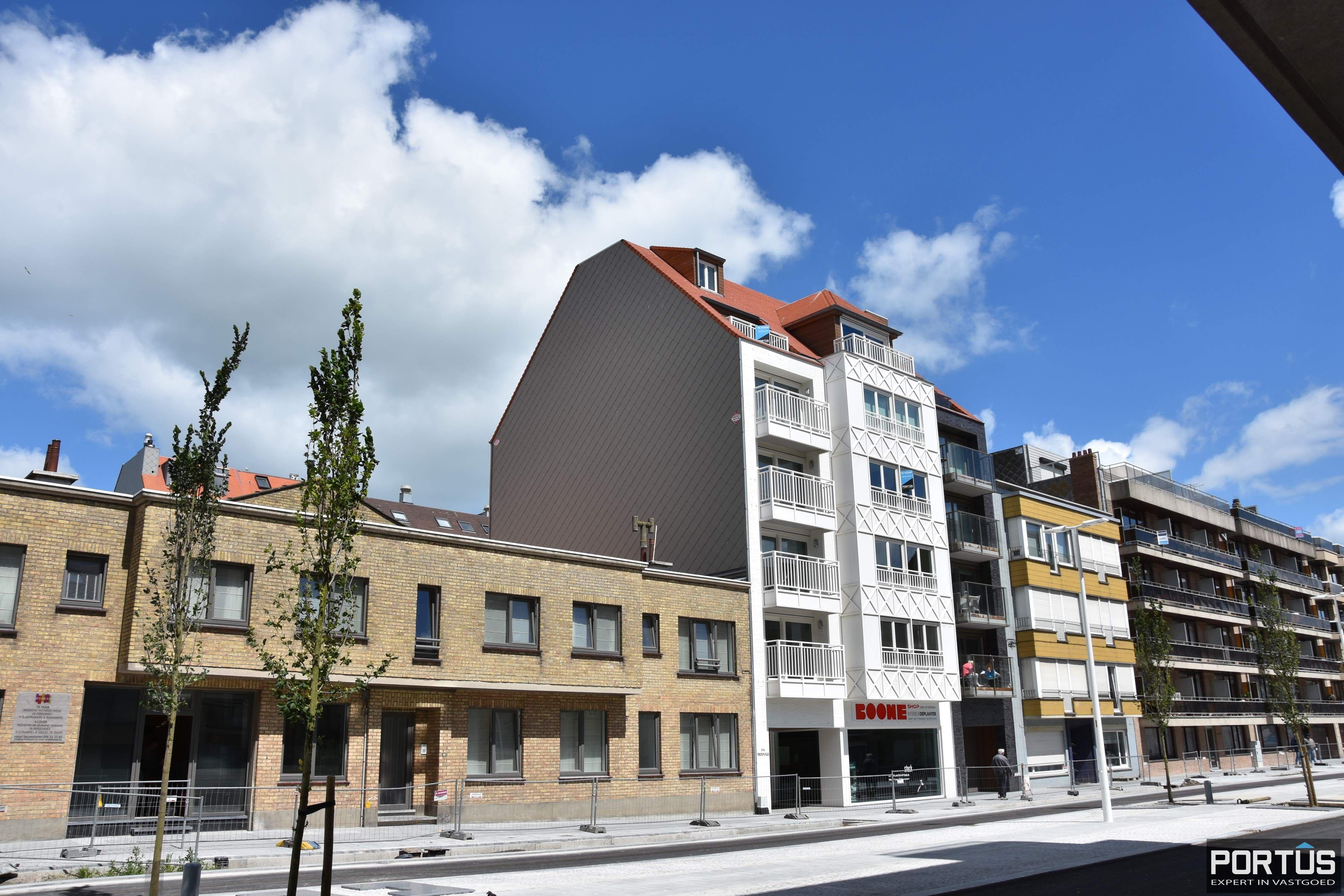 Zongericht appartement te koop Nieuwpoort - 8448