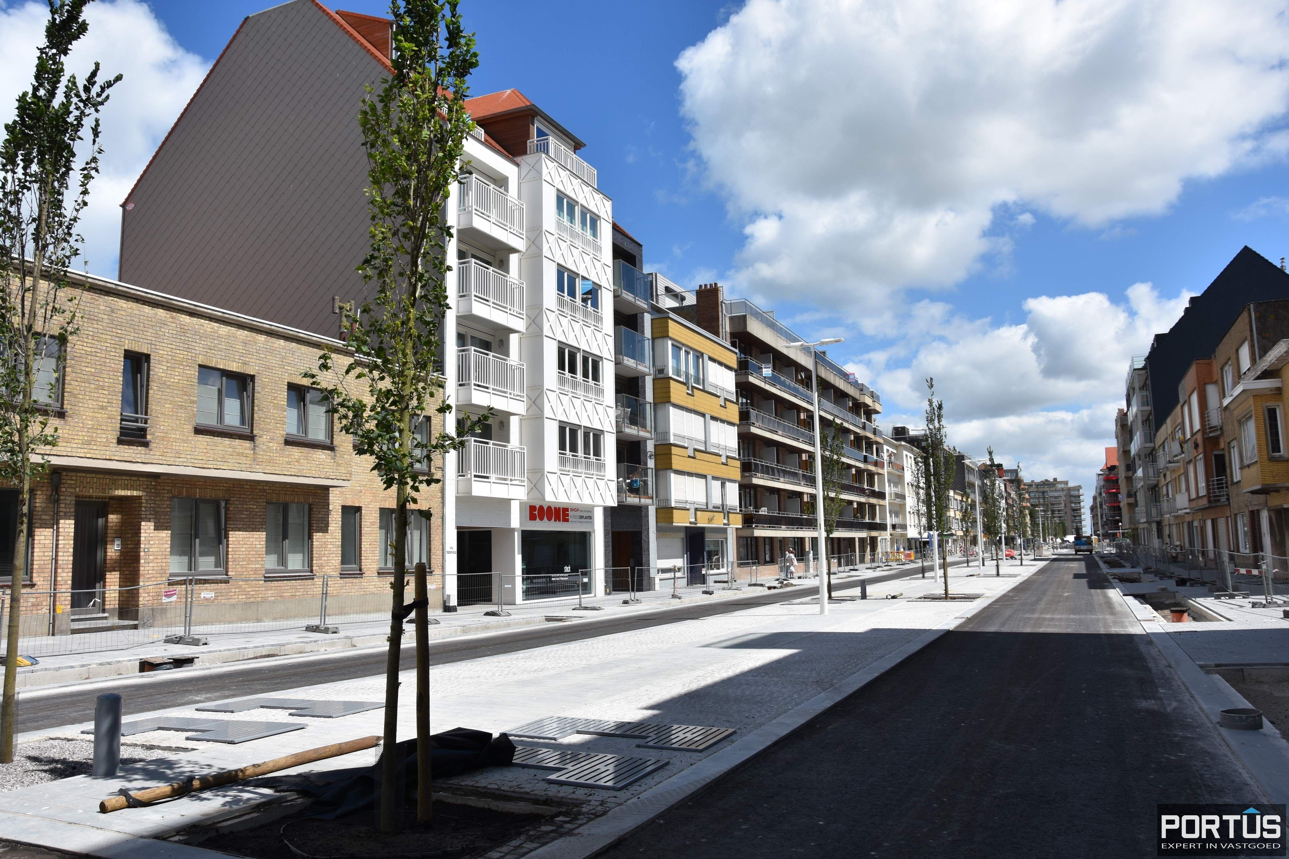 Zongericht appartement te koop Nieuwpoort - 8449