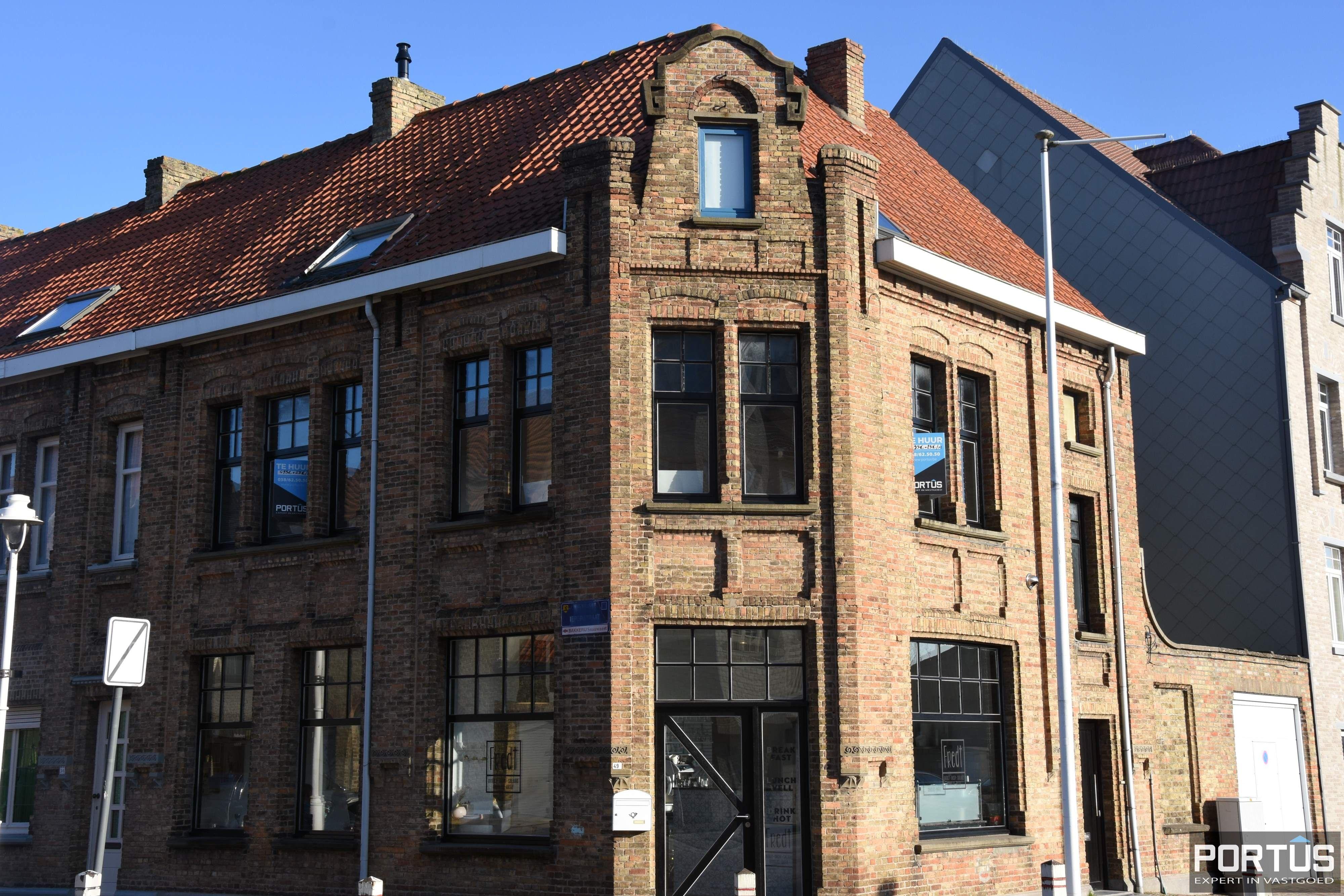 Appartement te huur Nieuwpoort