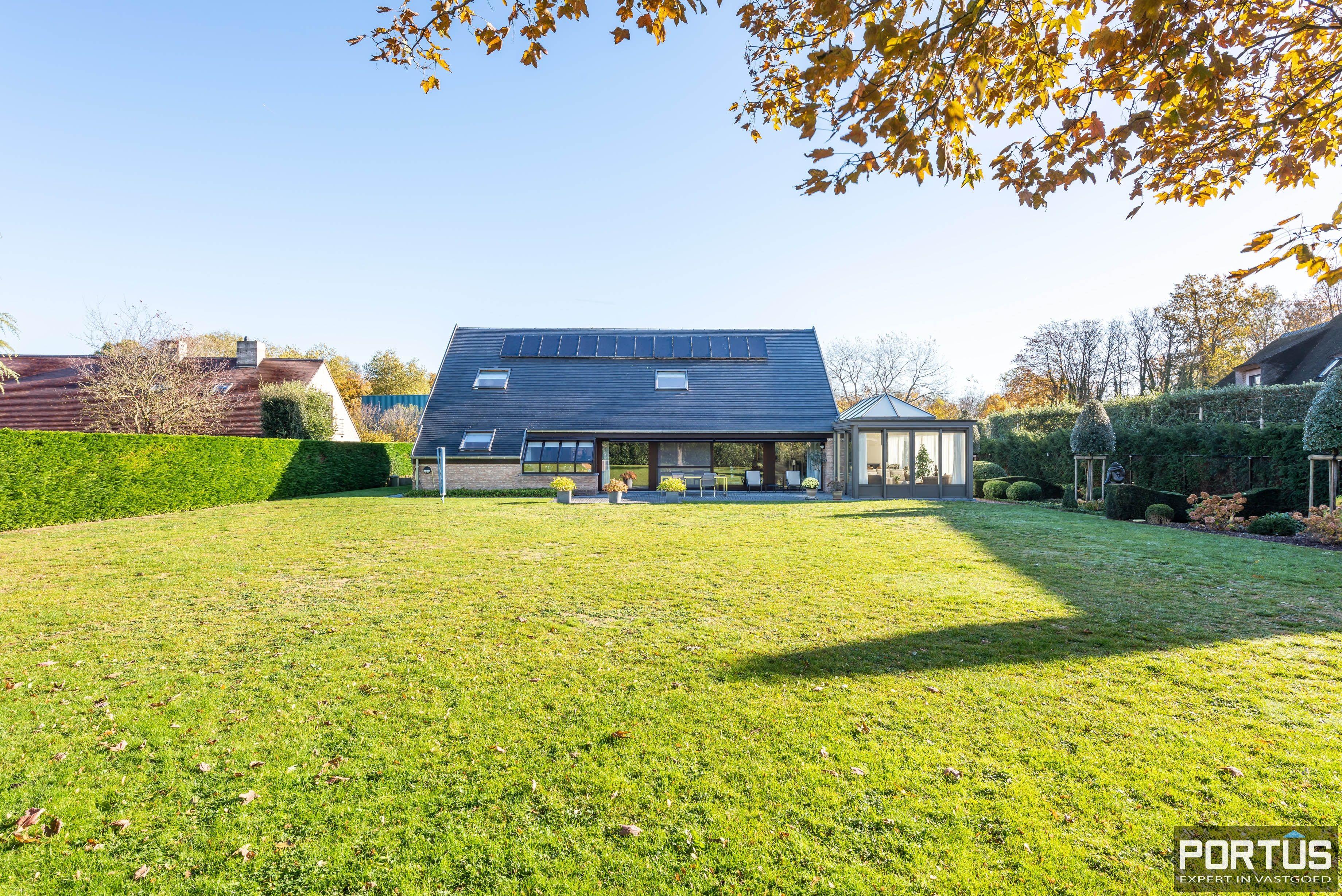 Exclusieve villa te koop te Nieuwpoort - 8978