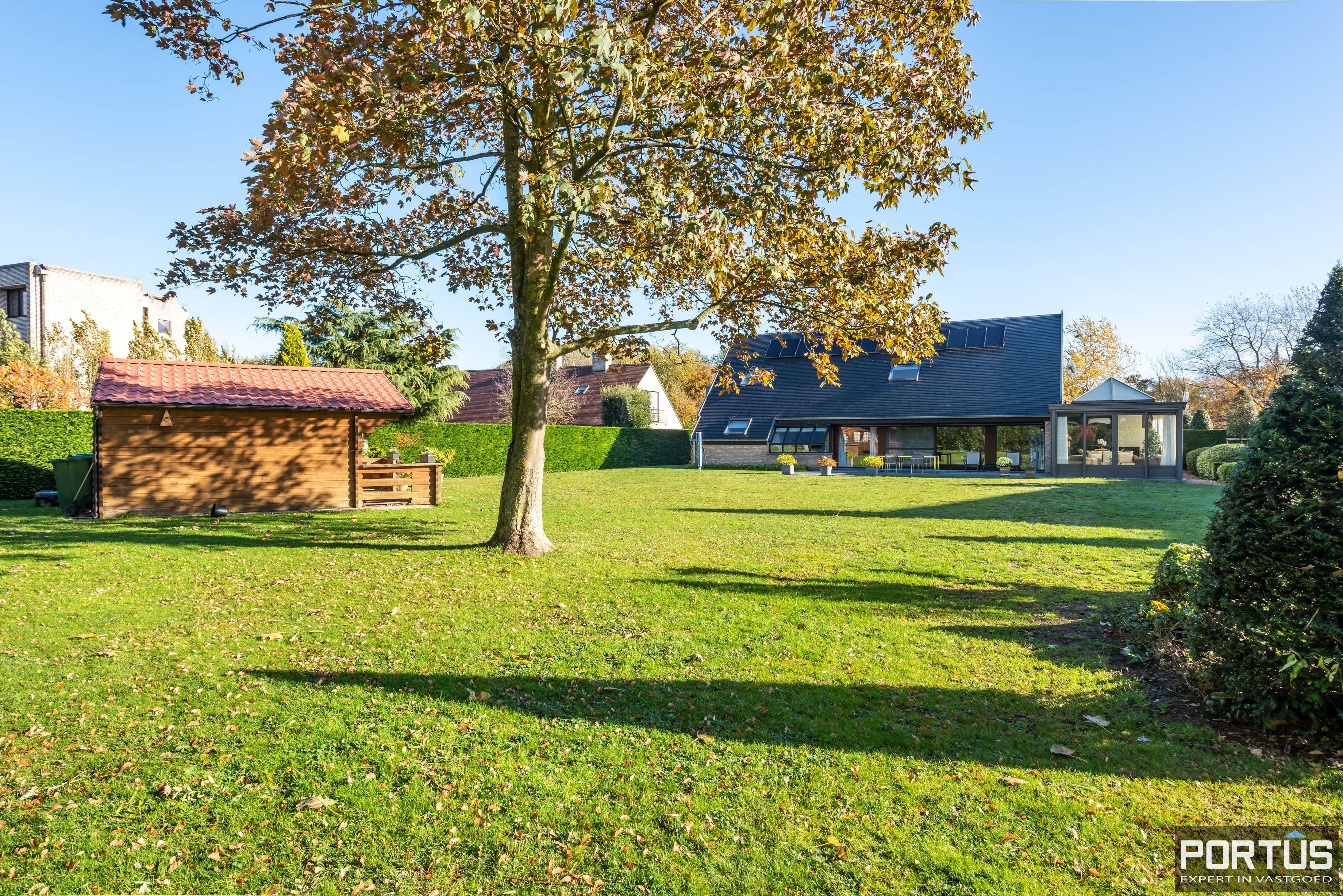 Exclusieve villa te koop te Nieuwpoort - 8979