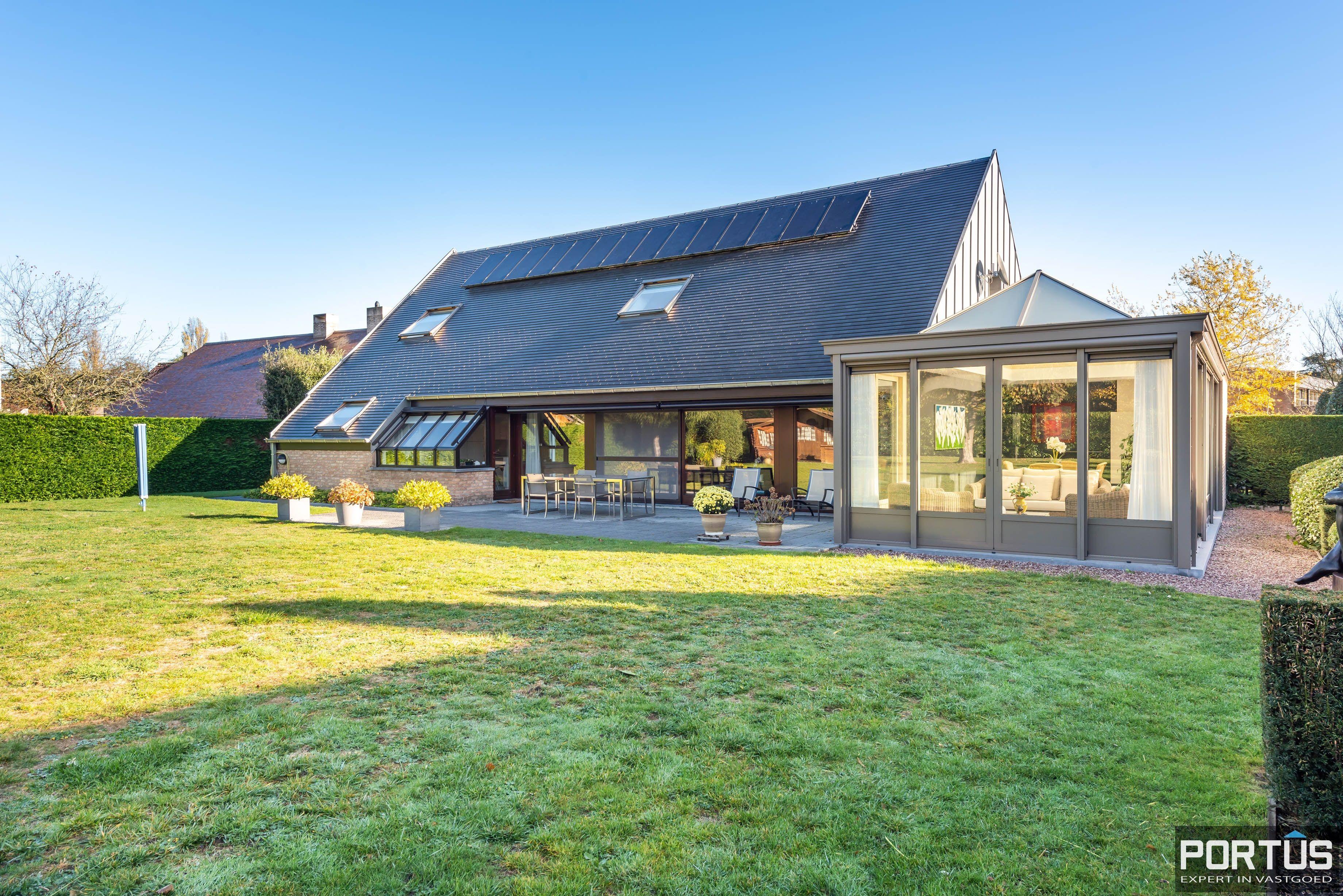 Exclusieve villa te koop te Nieuwpoort