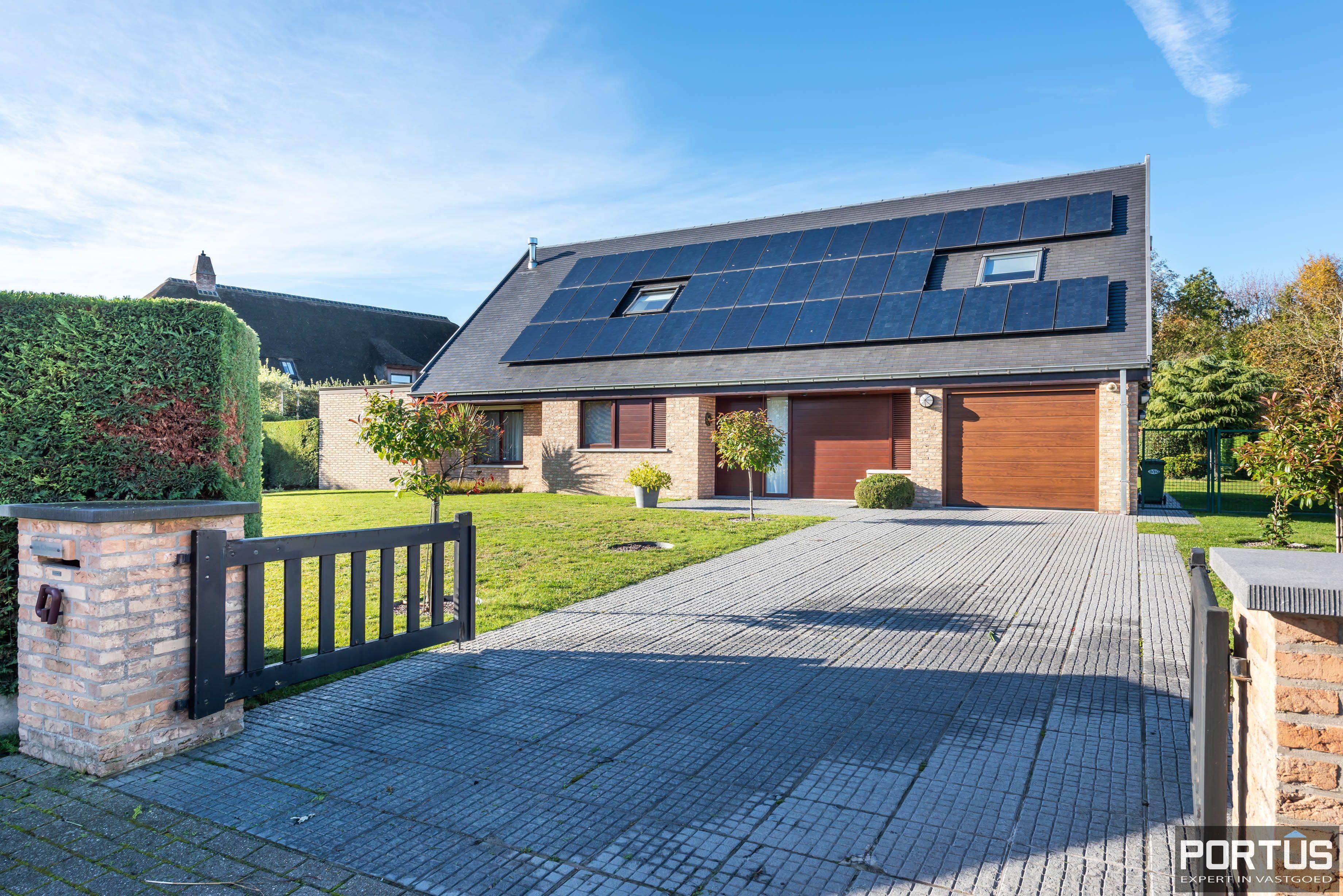 Exclusieve villa te koop te Nieuwpoort - 8981