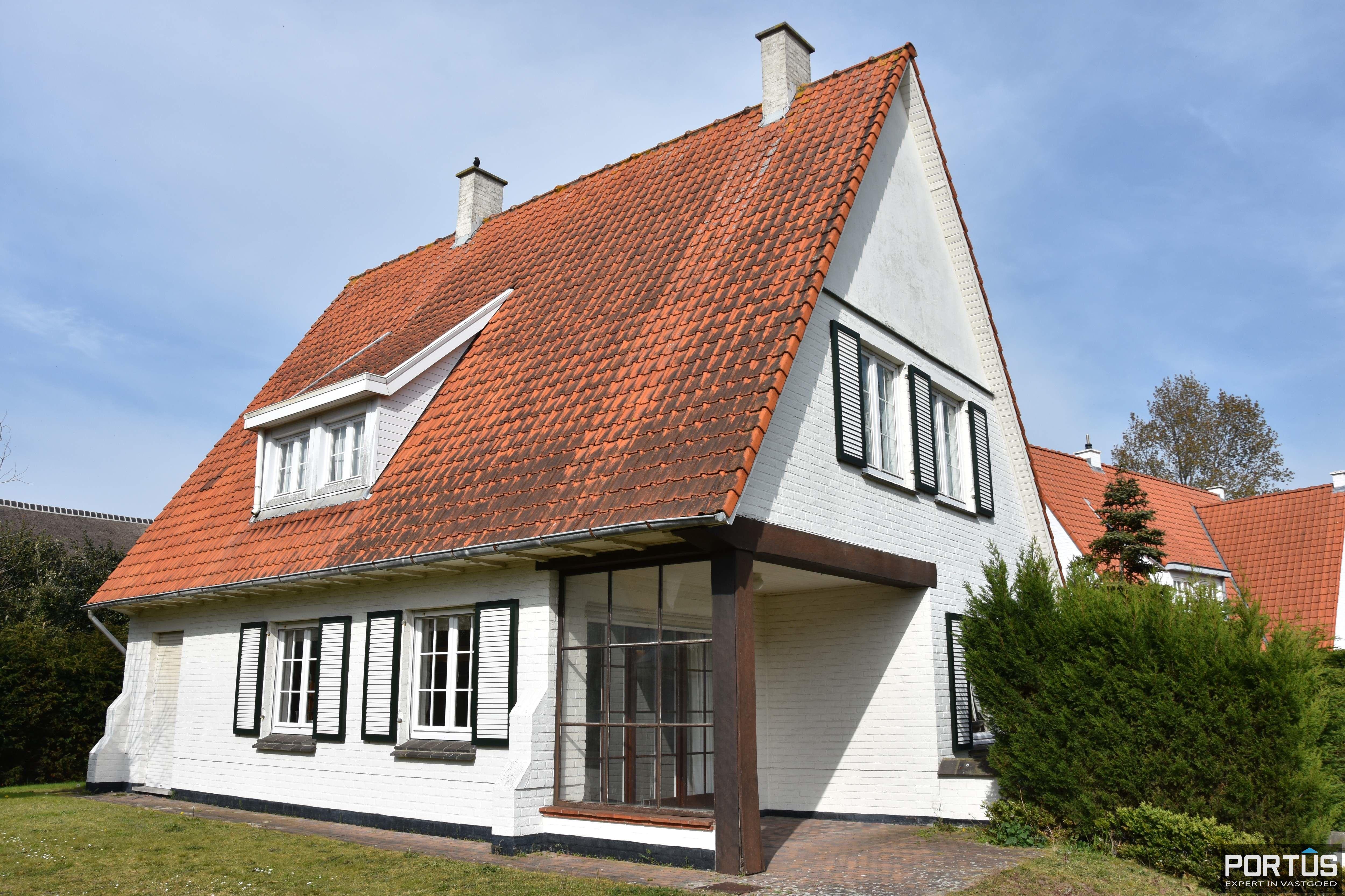 Instapklare villa te huur te Nieuwpoort - 9678