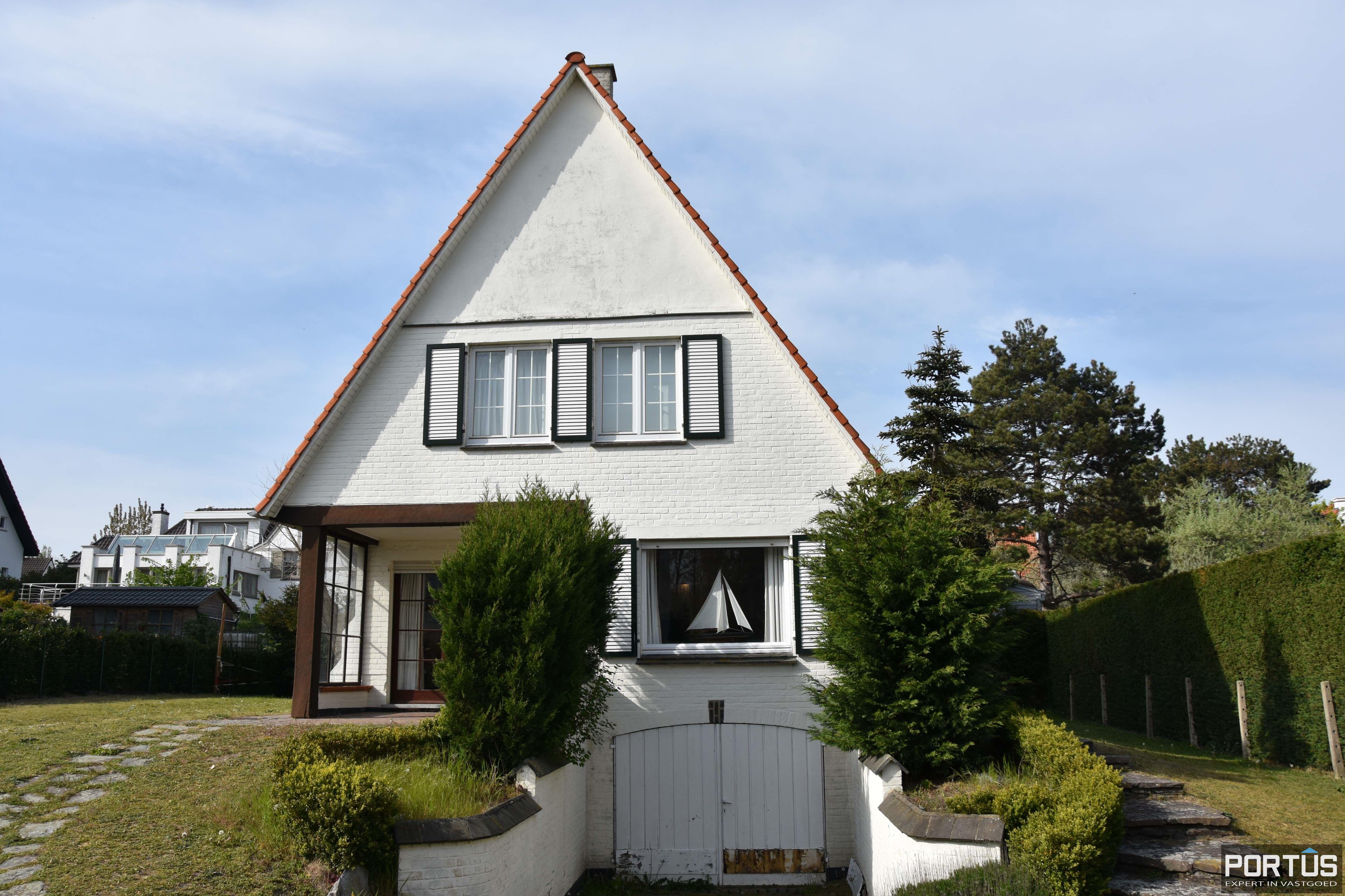 Instapklare villa te huur te Nieuwpoort - 9680