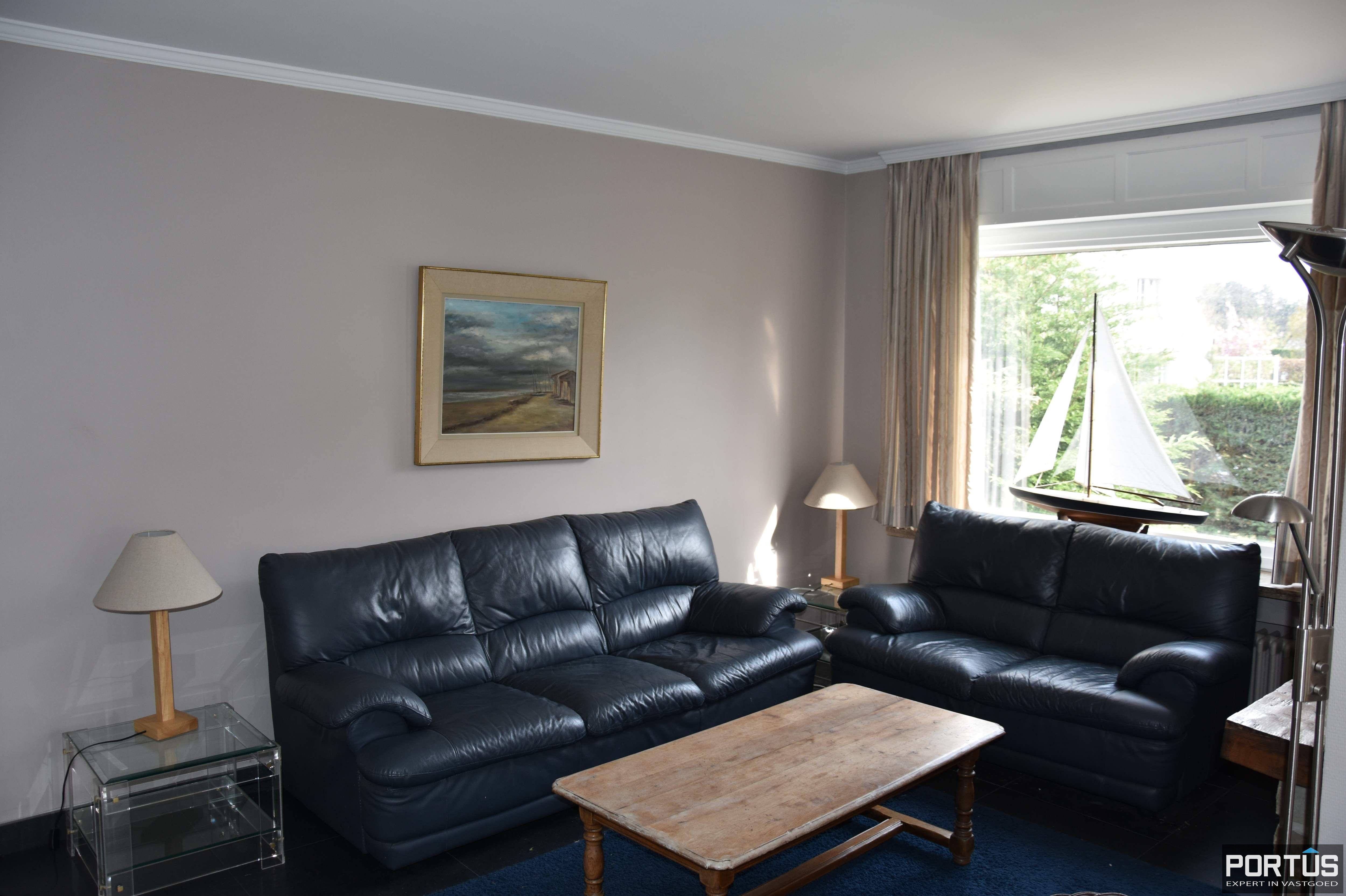 Instapklare villa te huur te Nieuwpoort - 9683