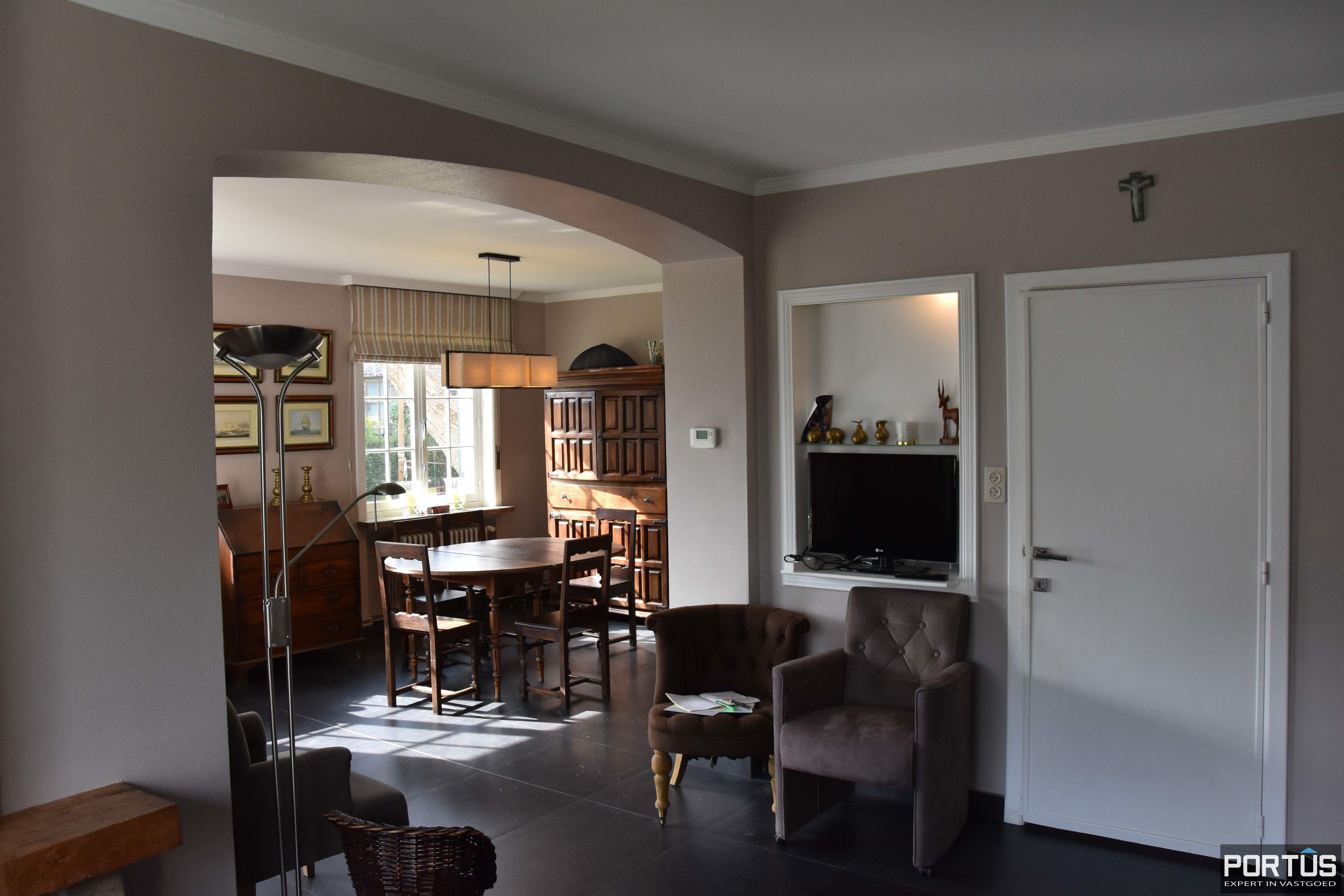Instapklare villa te huur te Nieuwpoort - 9684