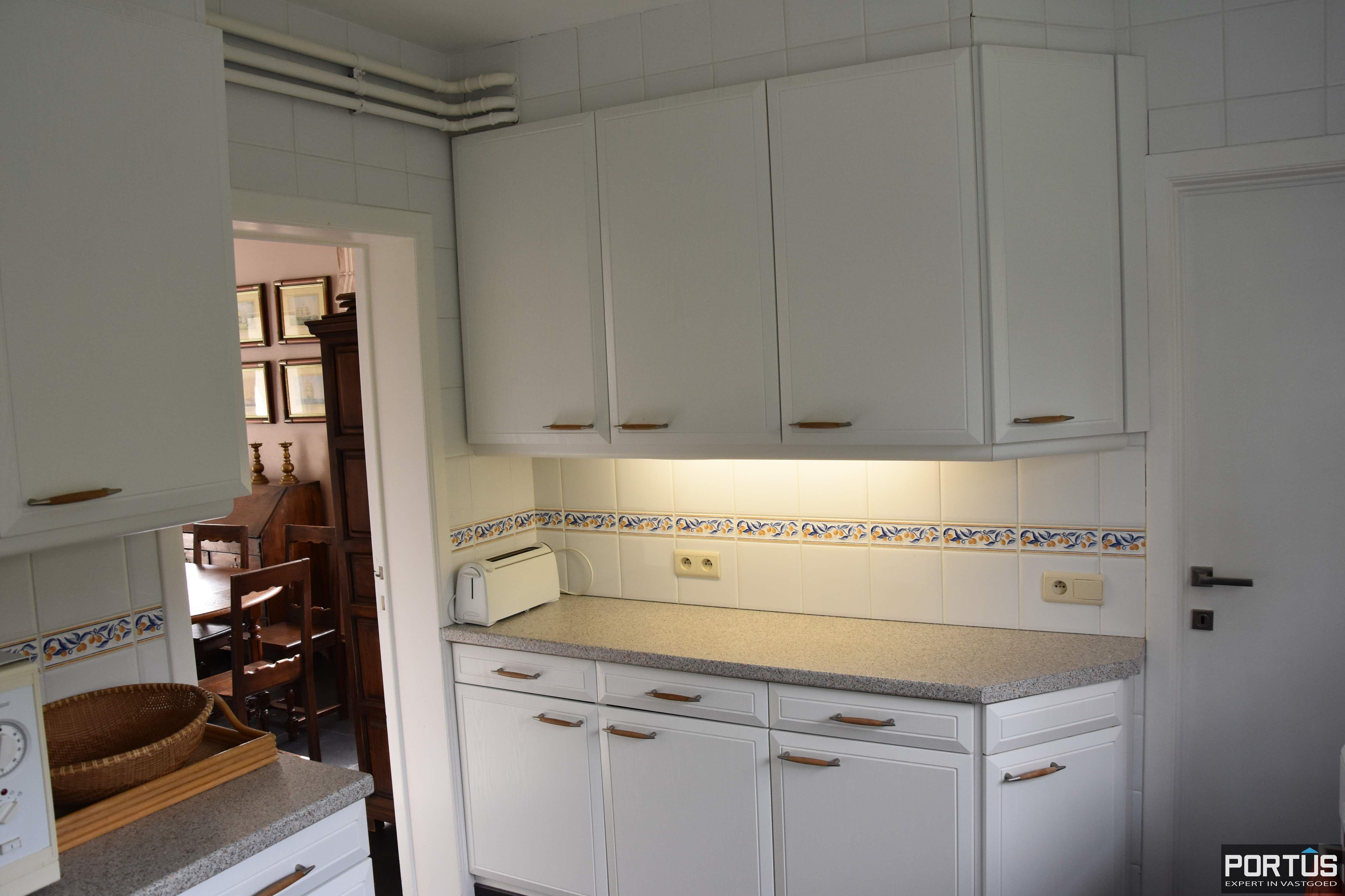 Instapklare villa te huur te Nieuwpoort - 9686