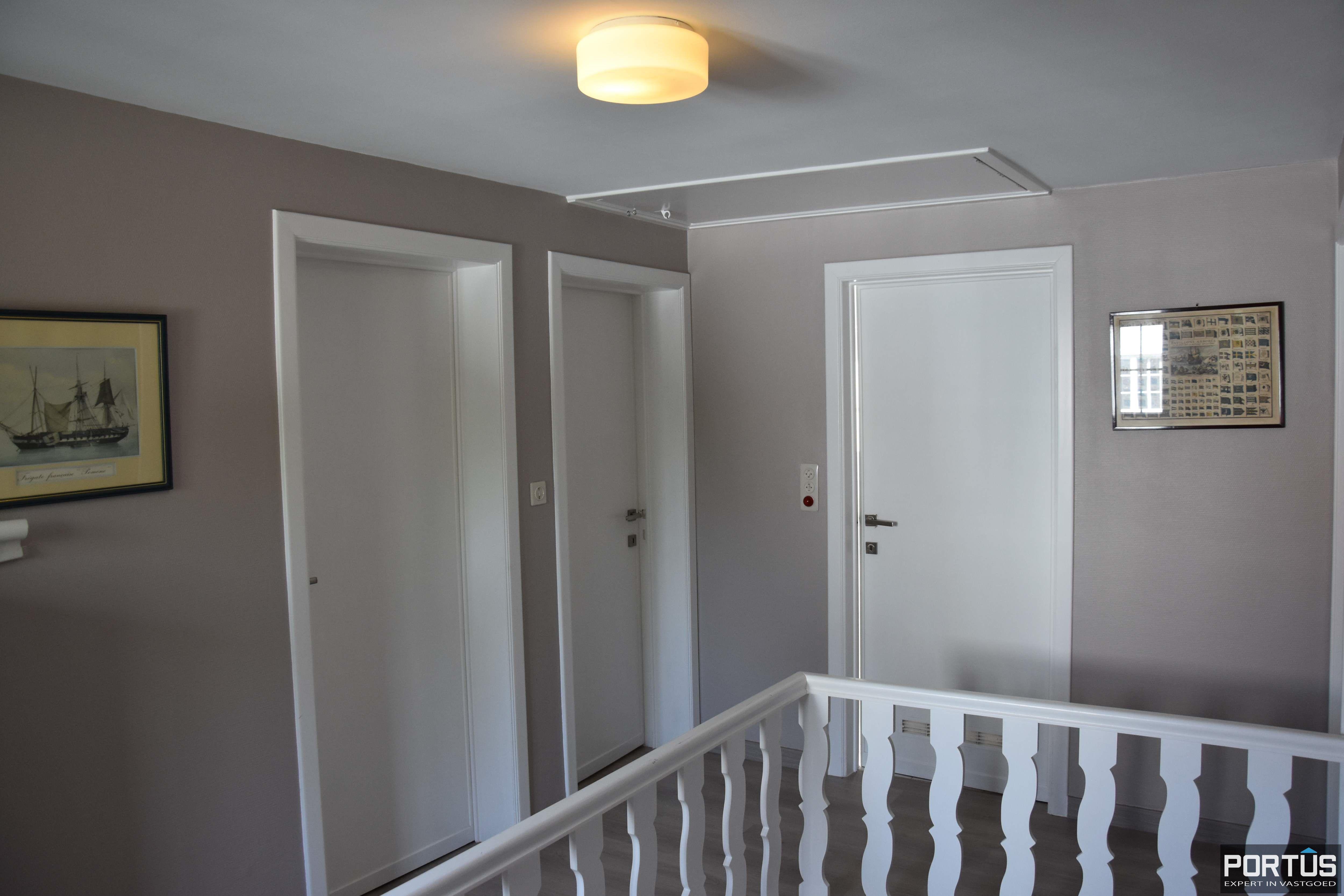 Instapklare villa te huur te Nieuwpoort - 9688