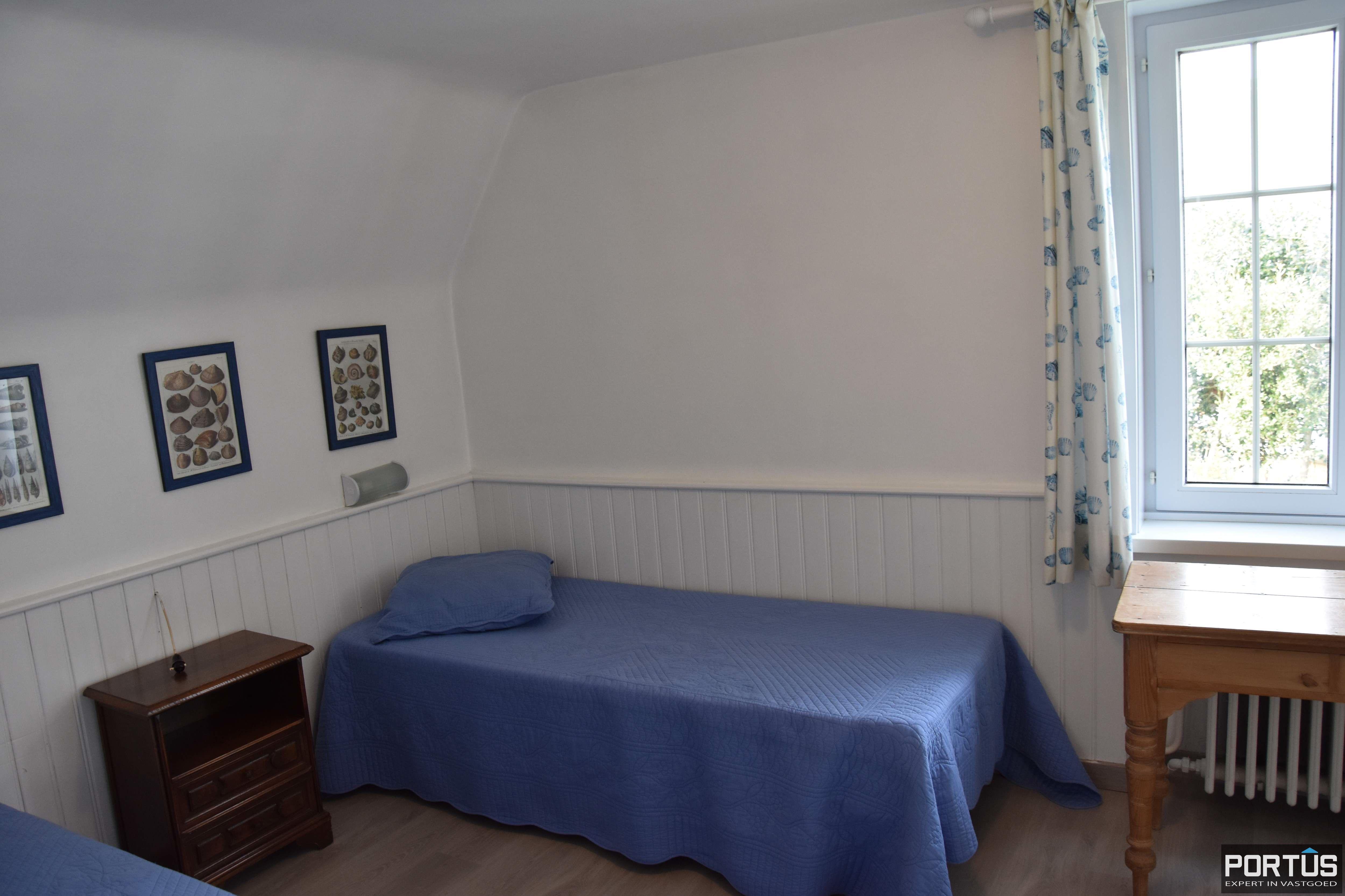 Instapklare villa te huur te Nieuwpoort - 9691