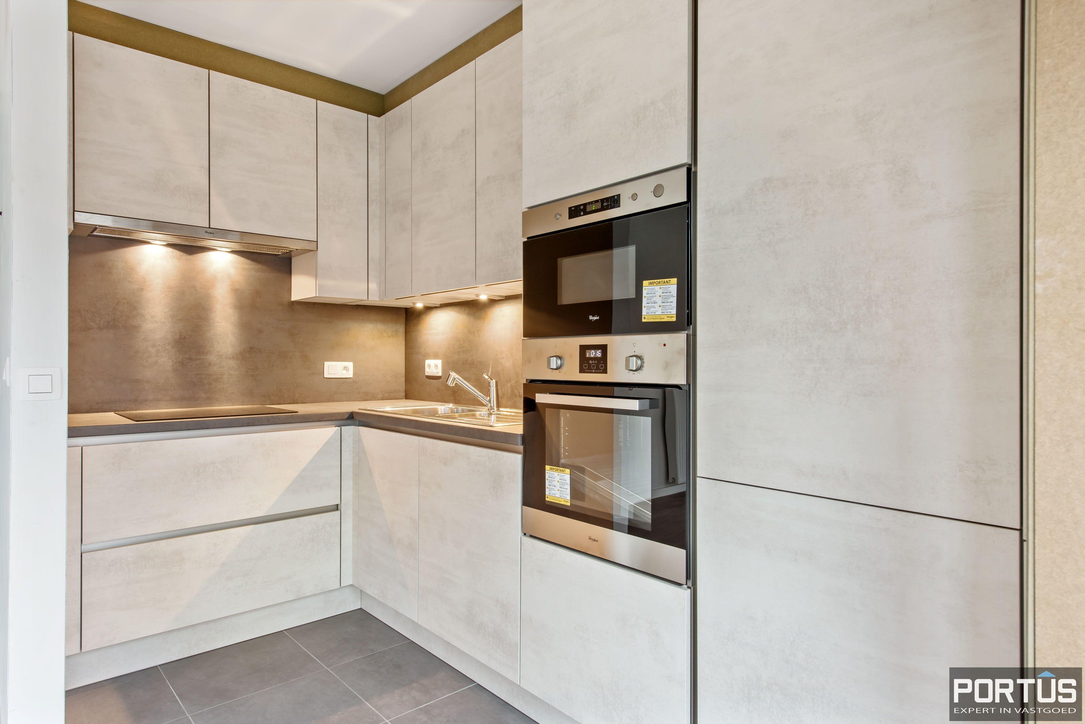 Gerenoveerd 3-slaapkamer appartement met garage te Nieuwpoort-Stad - 7066