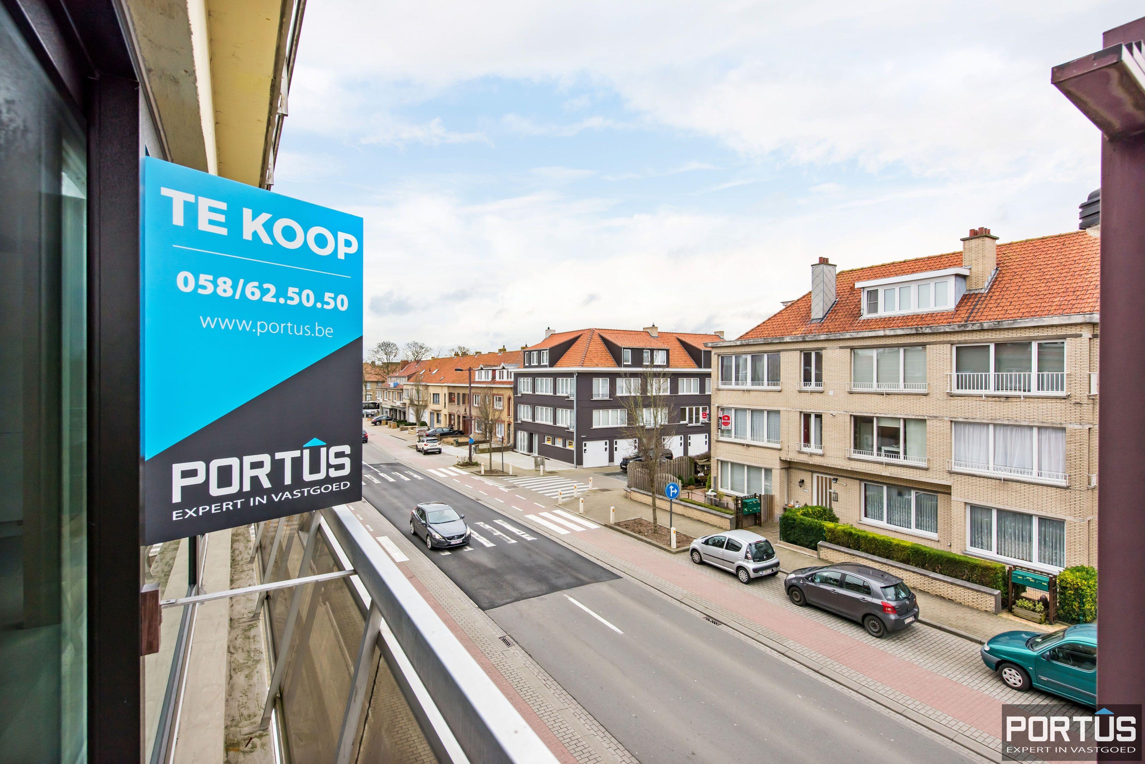 Gerenoveerd 3-slaapkamer appartement met garage te Nieuwpoort-Stad - 7069