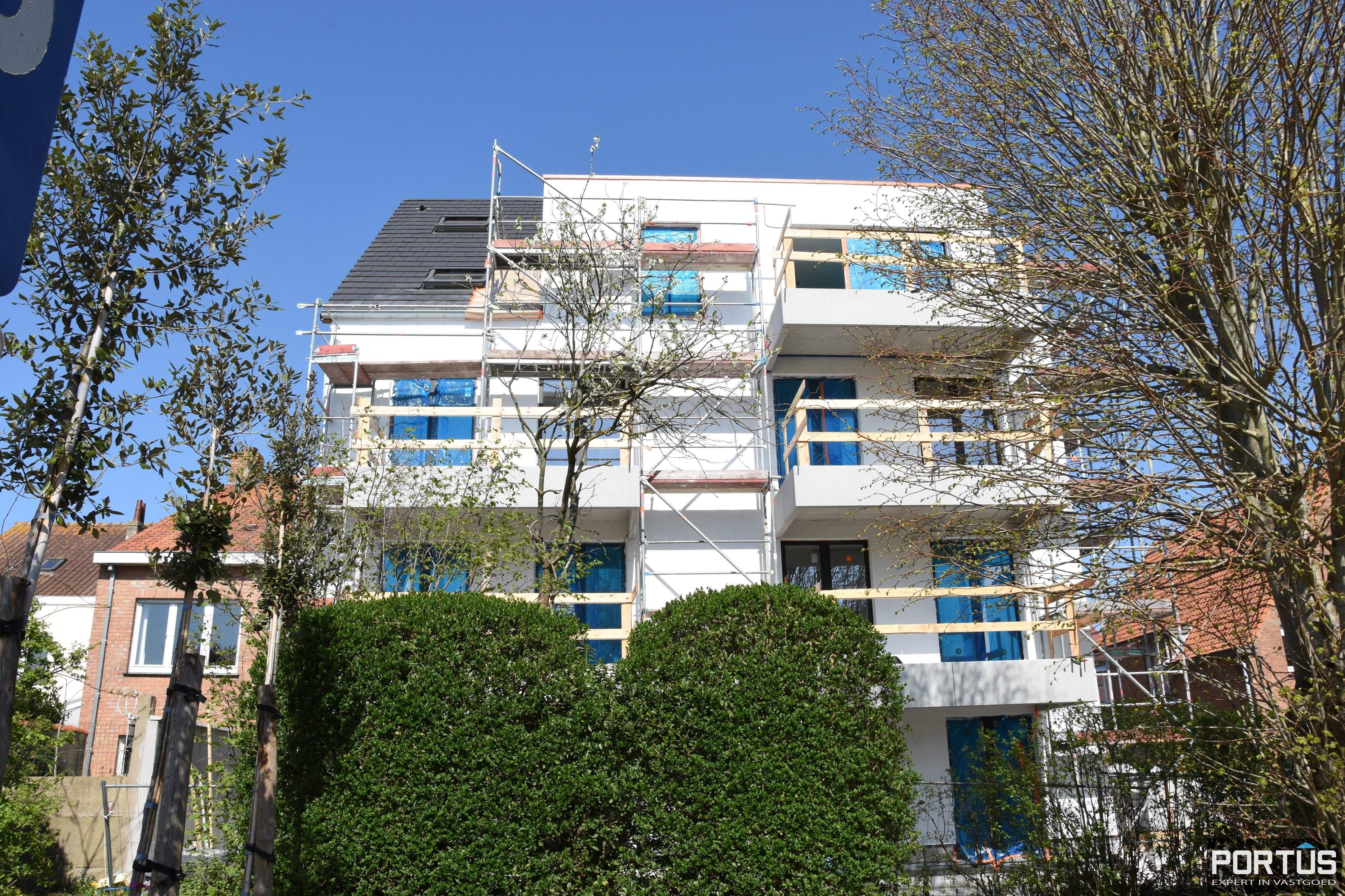 Nieuwbouwappartement met berging en parking te huur - 7323