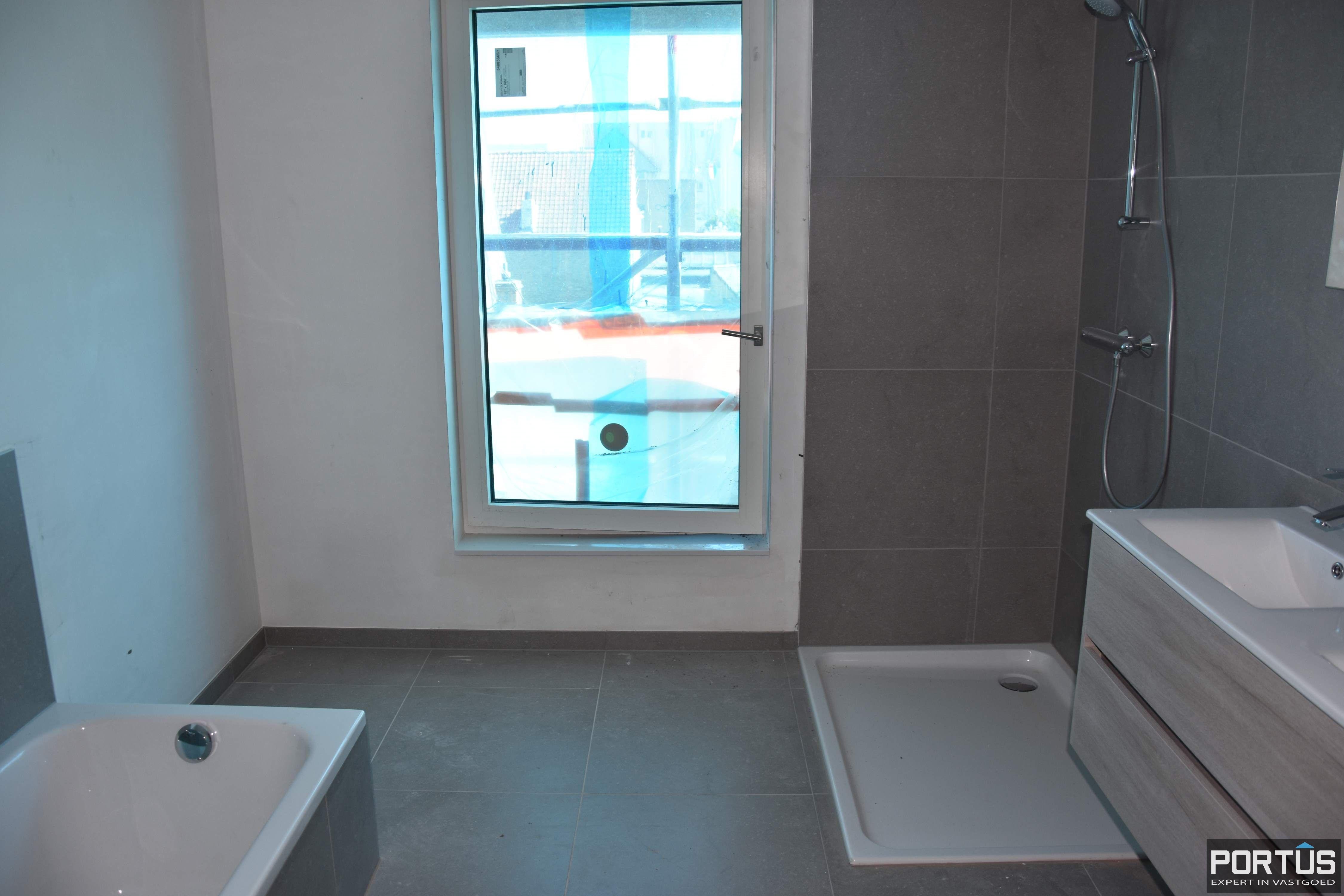 Nieuwbouw duplex-appartement met berging en parking te huur - 7262