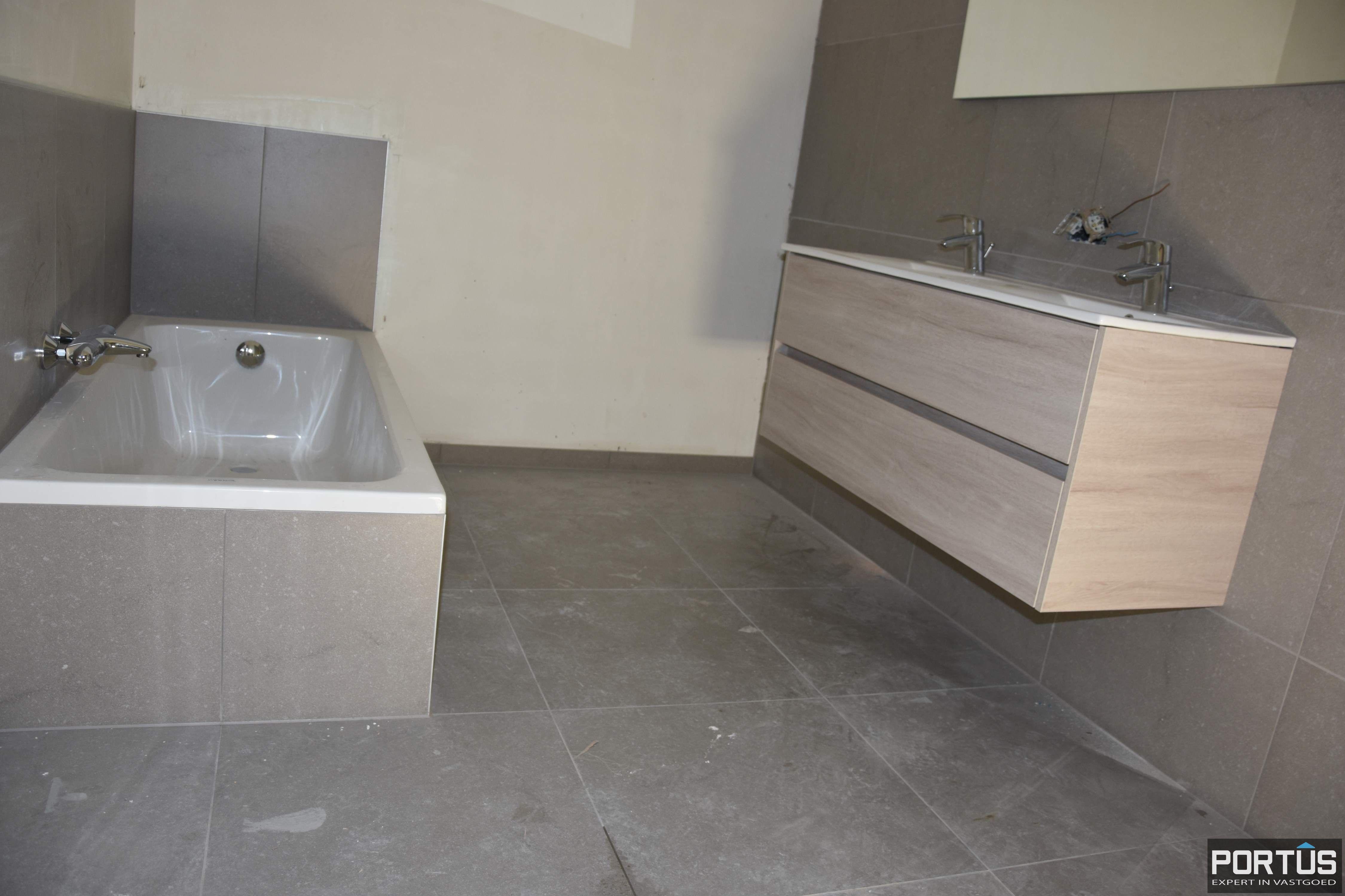 Nieuwbouw duplex-appartement met berging en parking te huur - 7266