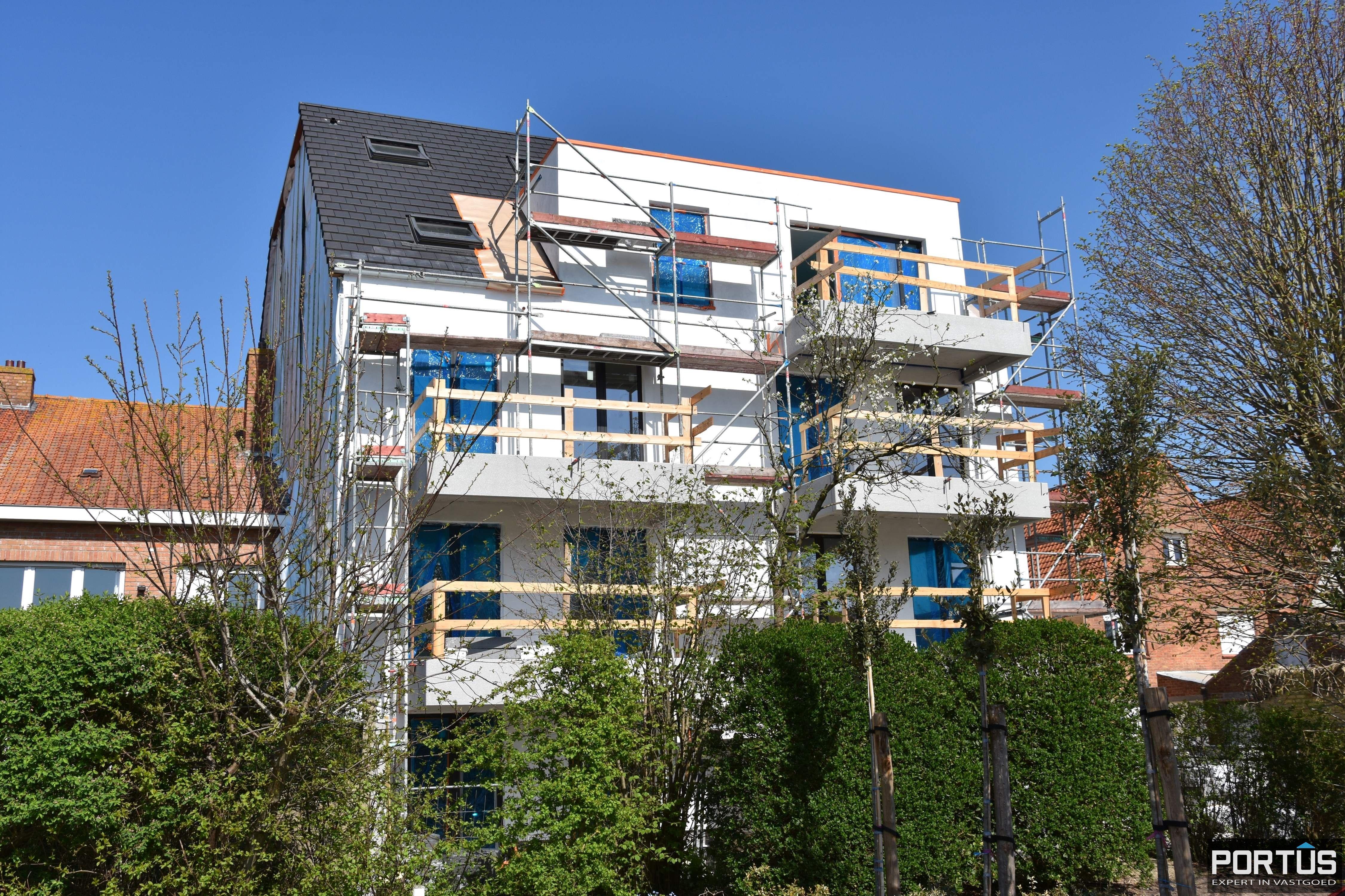 Nieuwbouw duplex-appartement met berging en parking te huur - 7270