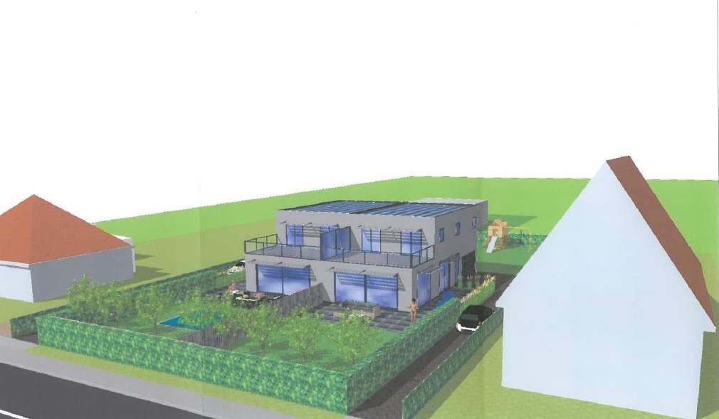 Perceel bouwgrond te koop Oostduinkerke - 7118