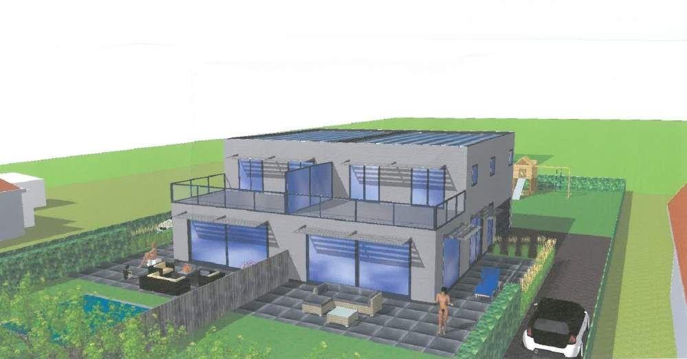 Perceel bouwgrond te koop Oostduinkerke - 7119