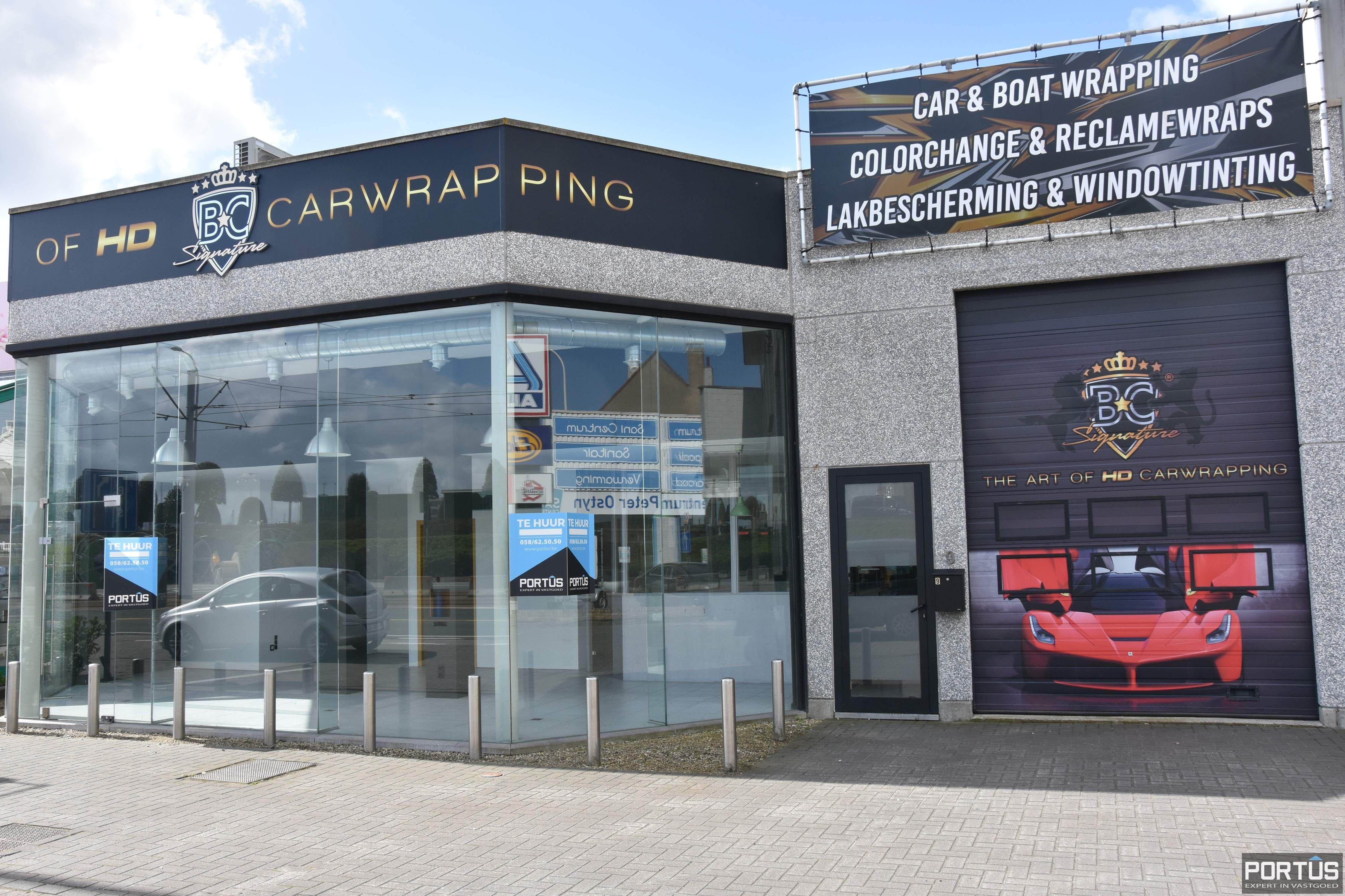 Handelspand te huur Nieuwpoort - 7246