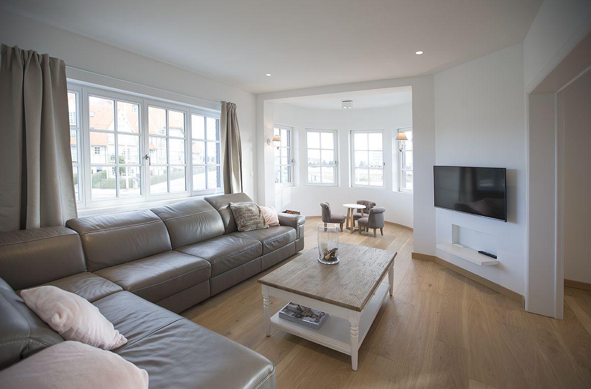 Luxueus appartement voor 8 personen te huur Nieuwpoort - 5939