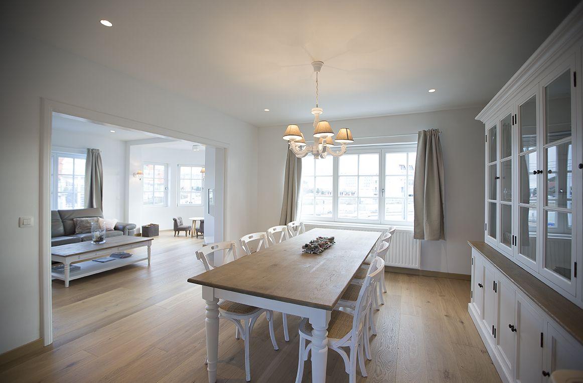 Luxueus appartement voor 8 personen te huur Nieuwpoort