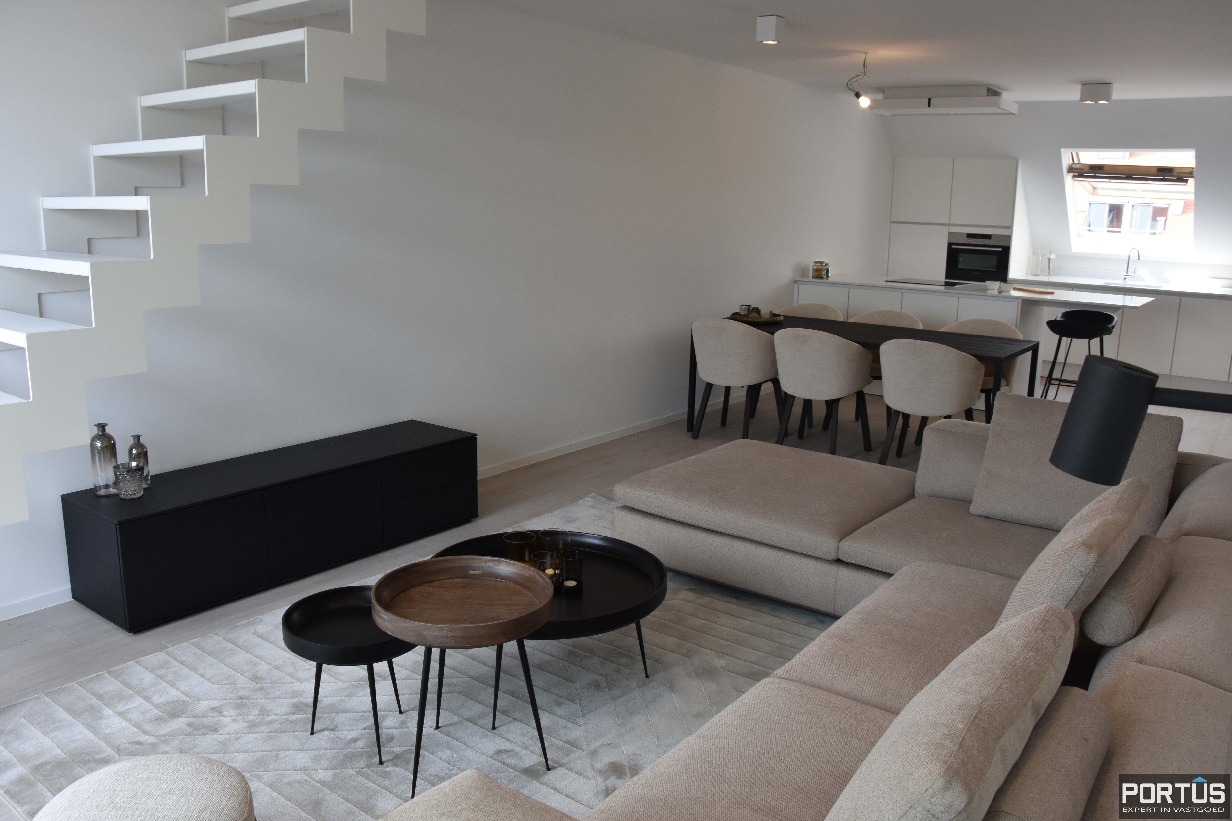 Duplex-appartement Nieuwpoort - 8793