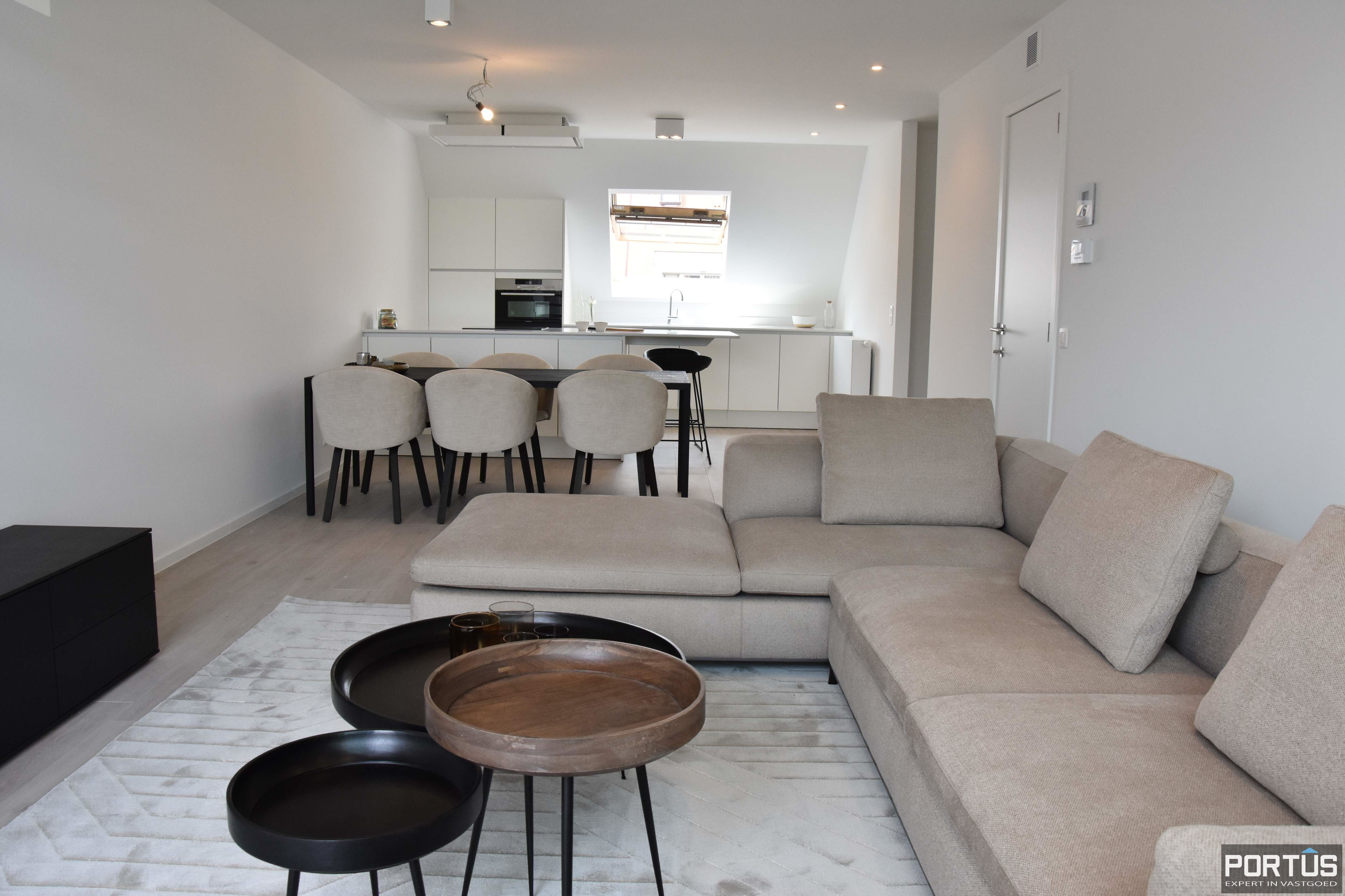 Duplex-appartement Nieuwpoort