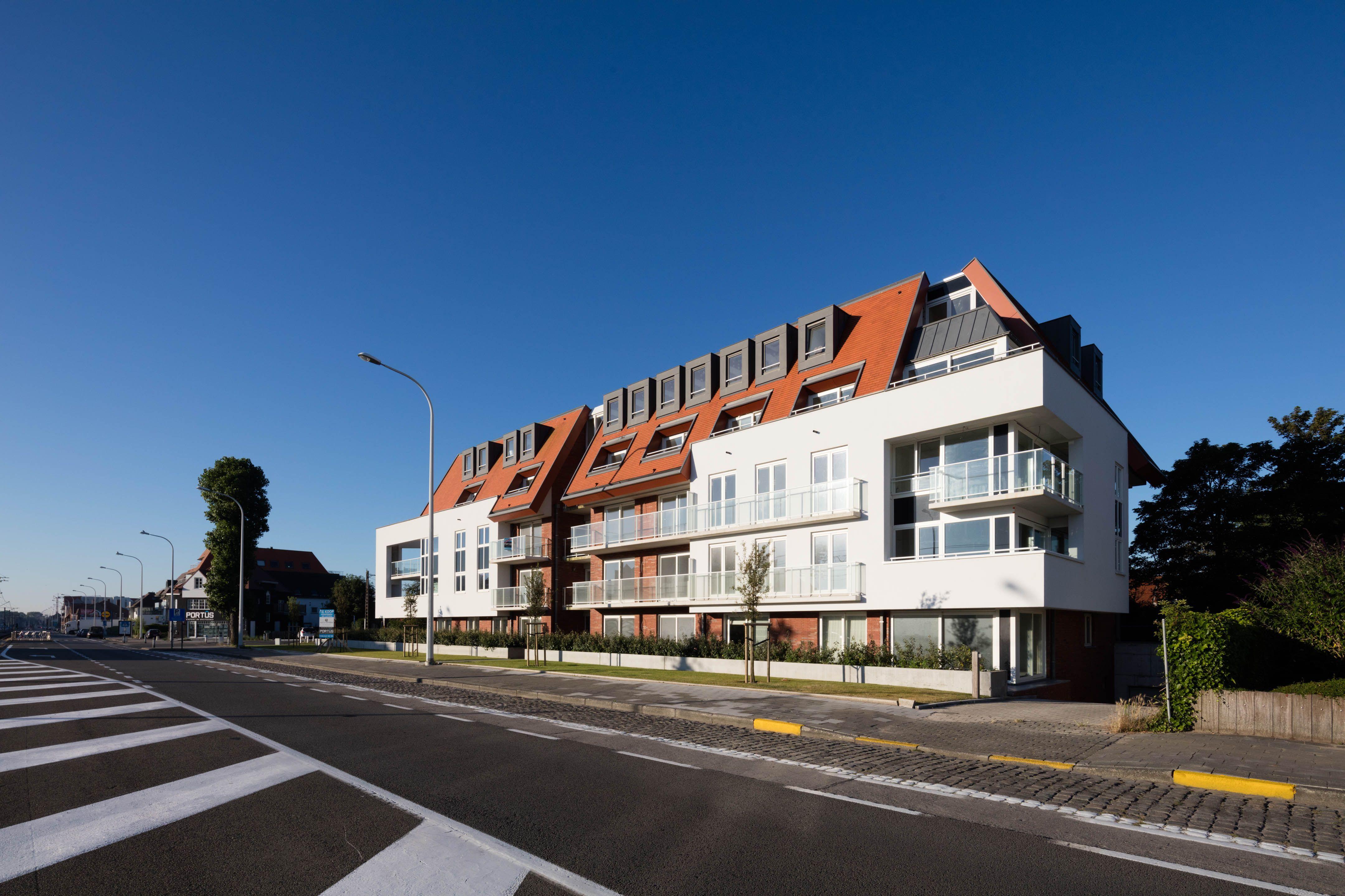 Appartement Residentie Villa Crombez Nieuwpoort - 8392