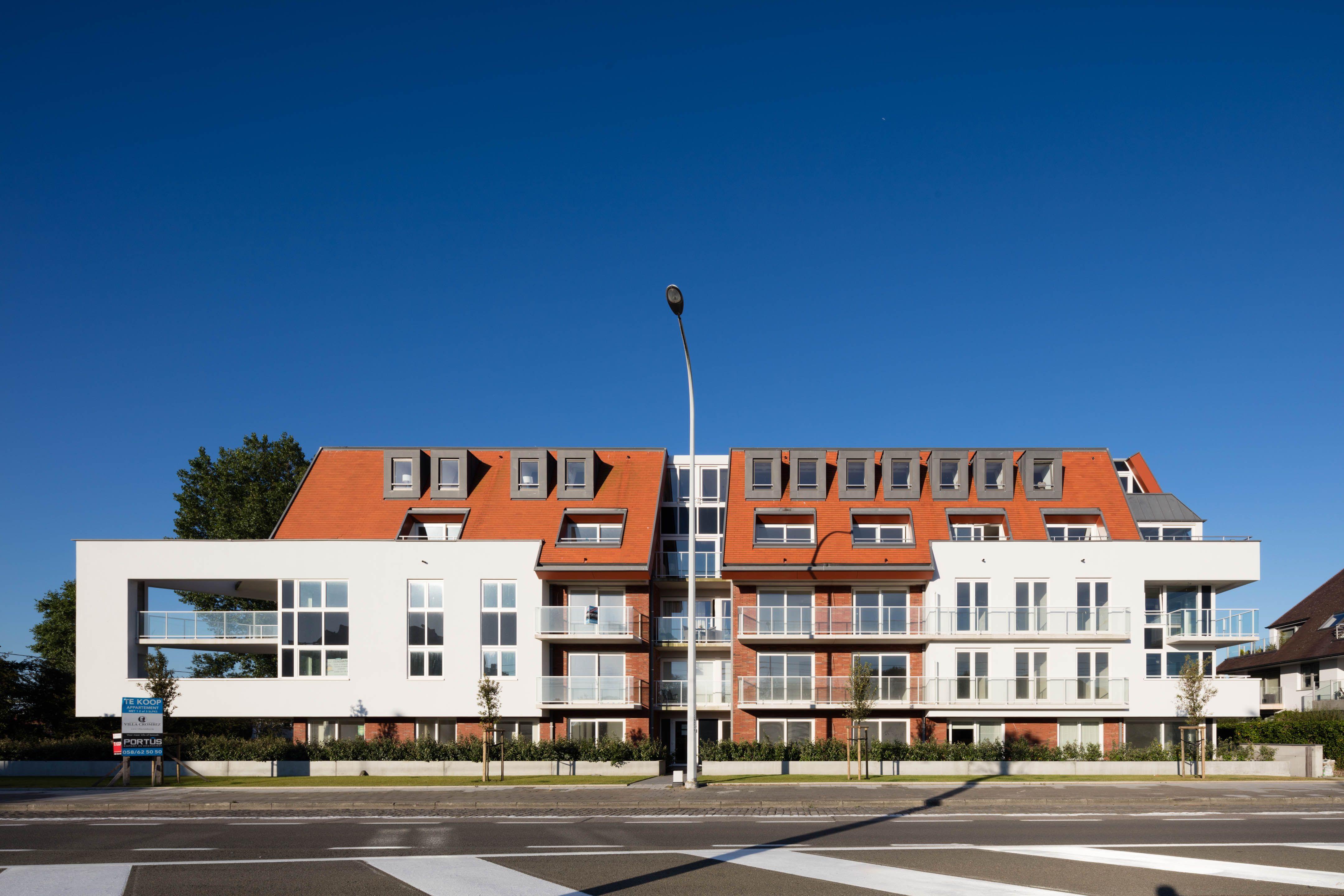 Appartement Residentie Villa Crombez Nieuwpoort - 8393