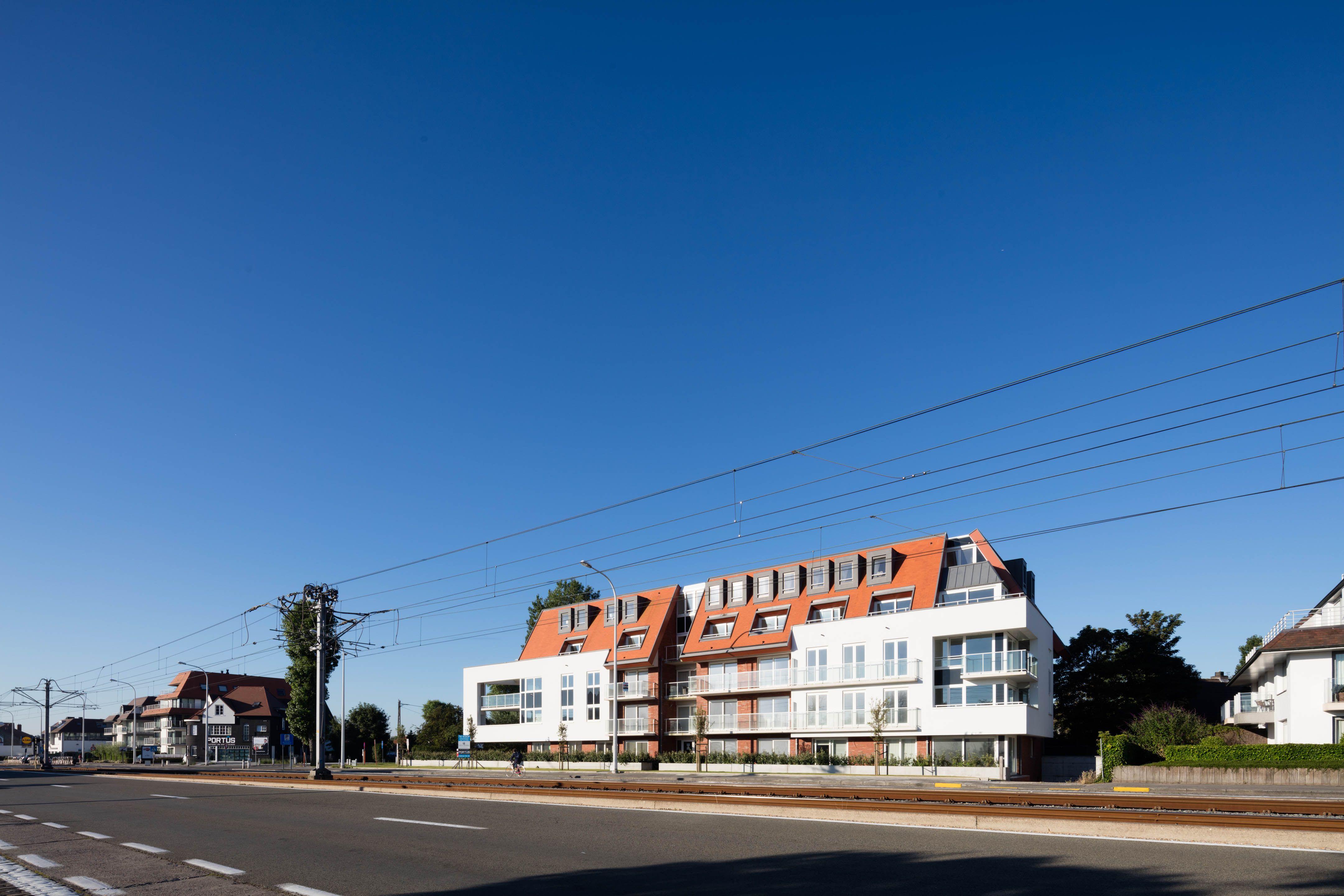 Appartement Residentie Villa Crombez Nieuwpoort - 8396