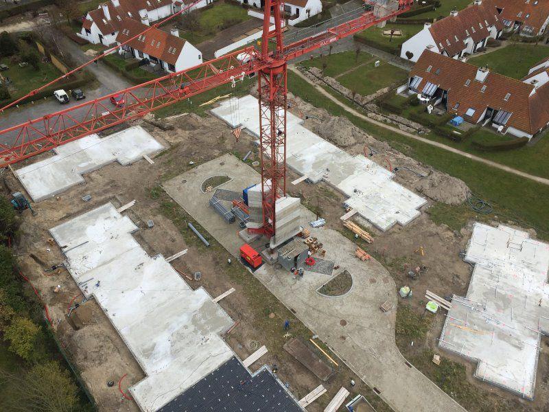 Nieuwbouw woning Gustaaf Buffelstraat Nieuwpoort - 8476