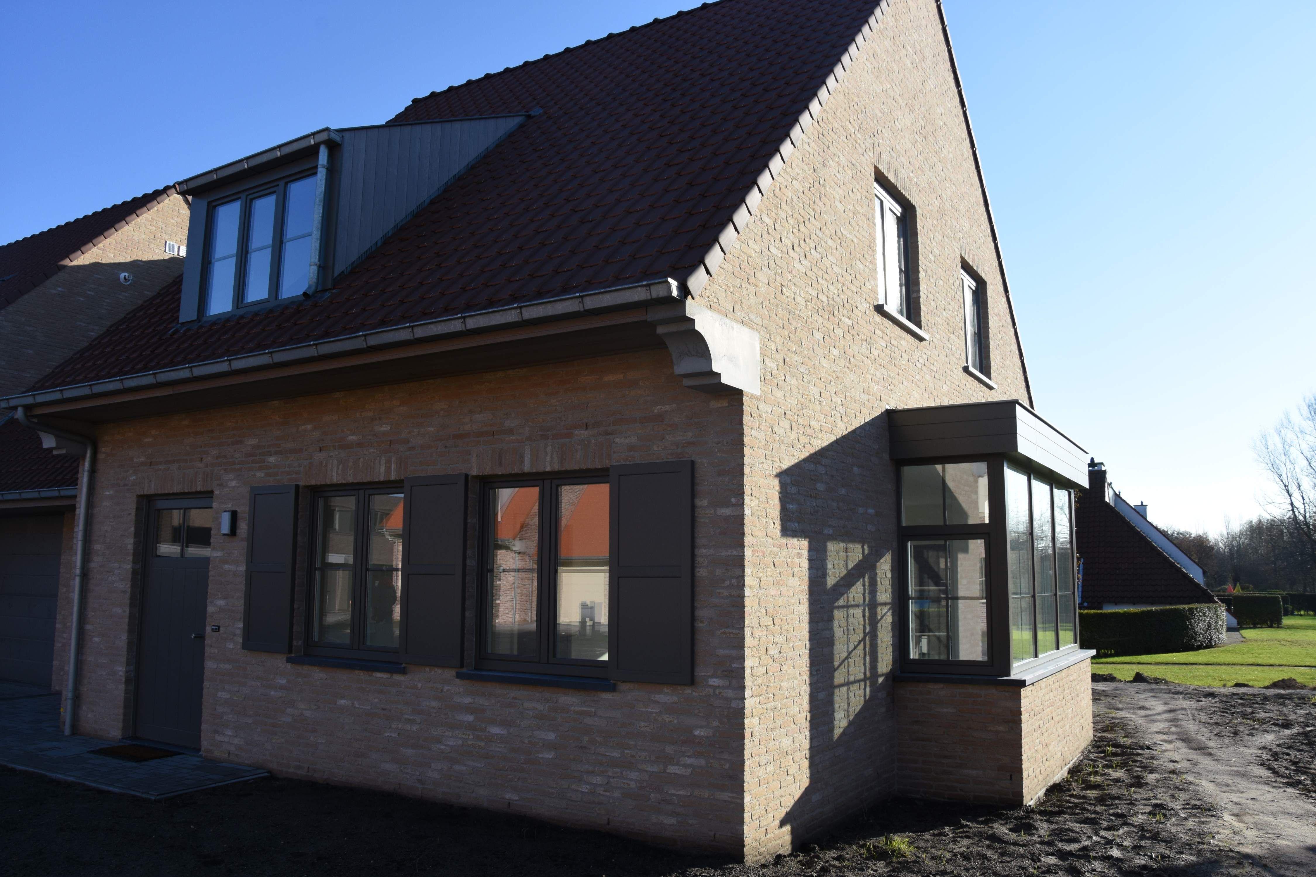 Nieuwbouw woning Gustaaf Buffelstraat Nieuwpoort - 8487