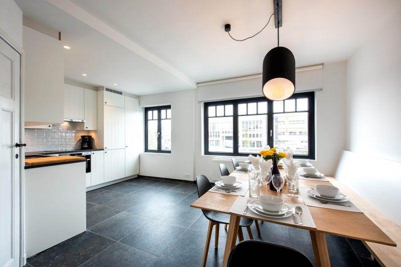 VAKANTIEVERHUUR: Appartement te huur Nieuwpoort - 8 personen