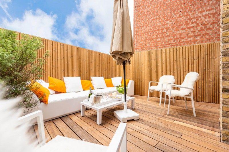 VAKANTIEVERHUUR: Appartement te huur Nieuwpoort - 8 personen - 8582