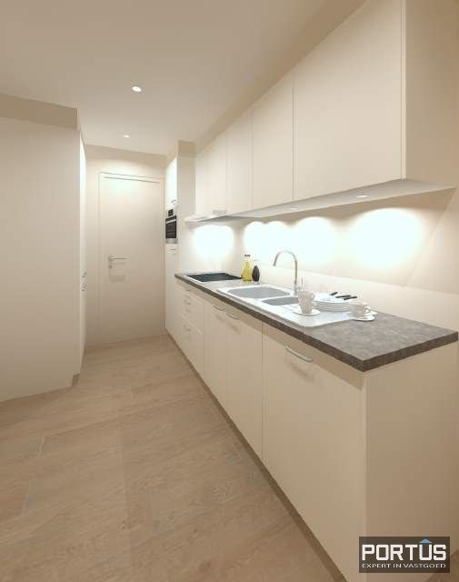 Appartement met 2 slaapkamers en grote zolderruime te koop Nieuwpoort - 9131