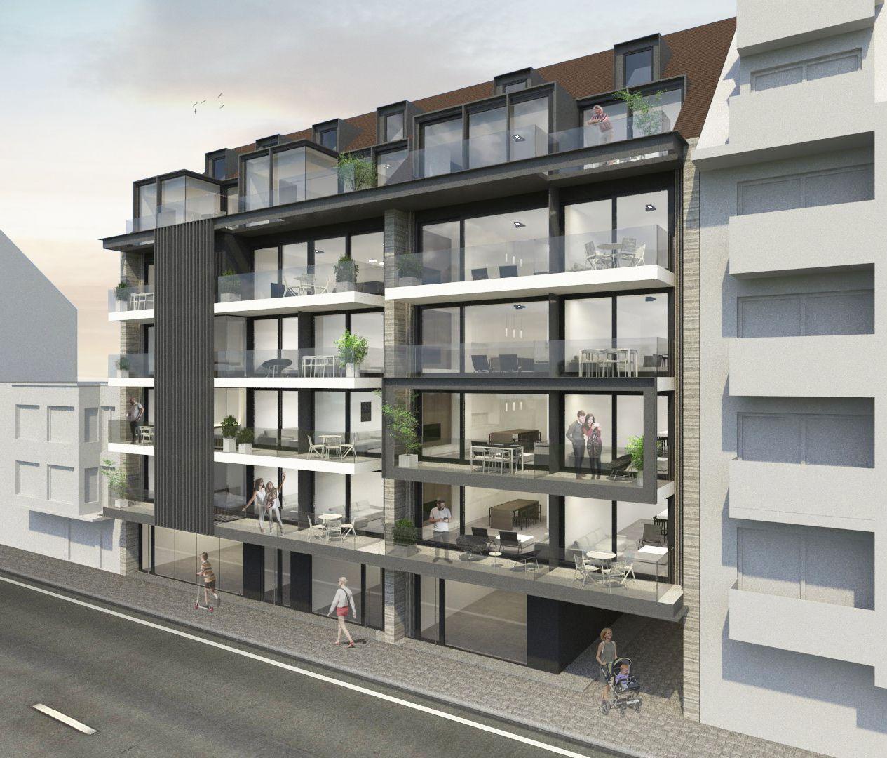 Appartement met 2 slaapkamers - 8607