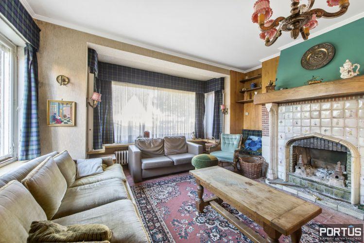 Te renoveren kustvilla te koop te Sint-Idesbald 8805