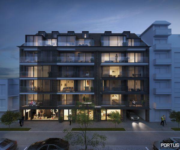 Duplex-appartement met 2 slaapkamers 9030