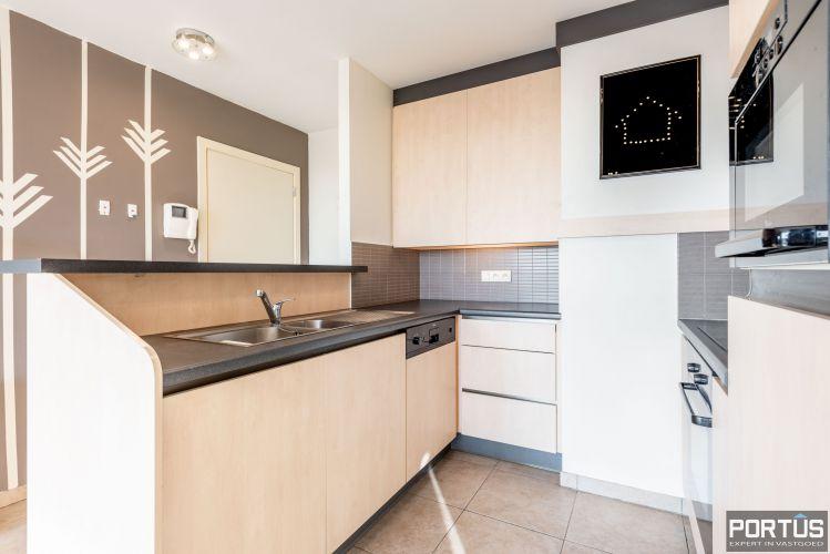 Instapklaar zongericht appartement te koop te Nieuwpoort 9048