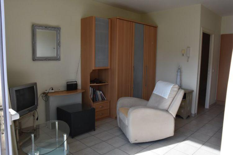 Zeer centraal gelegen appartement te huur met slaaphoek en ruim terras - 9053