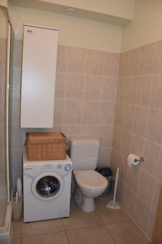 Zeer centraal gelegen appartement te huur met slaaphoek en ruim terras - 9056