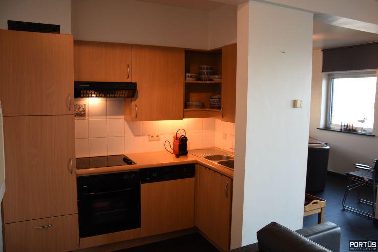 Gemeubeld appartement te huur te Nieuwpoort 9073