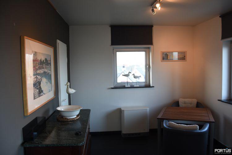 Gemeubeld appartement te huur te Nieuwpoort 9077