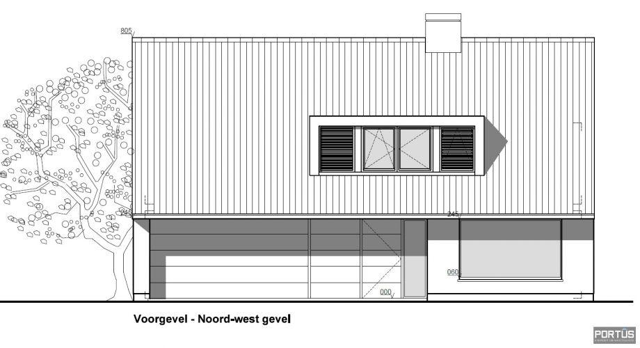 Nieuwbouwwoning te koop te Nieuwpoort  - 9080